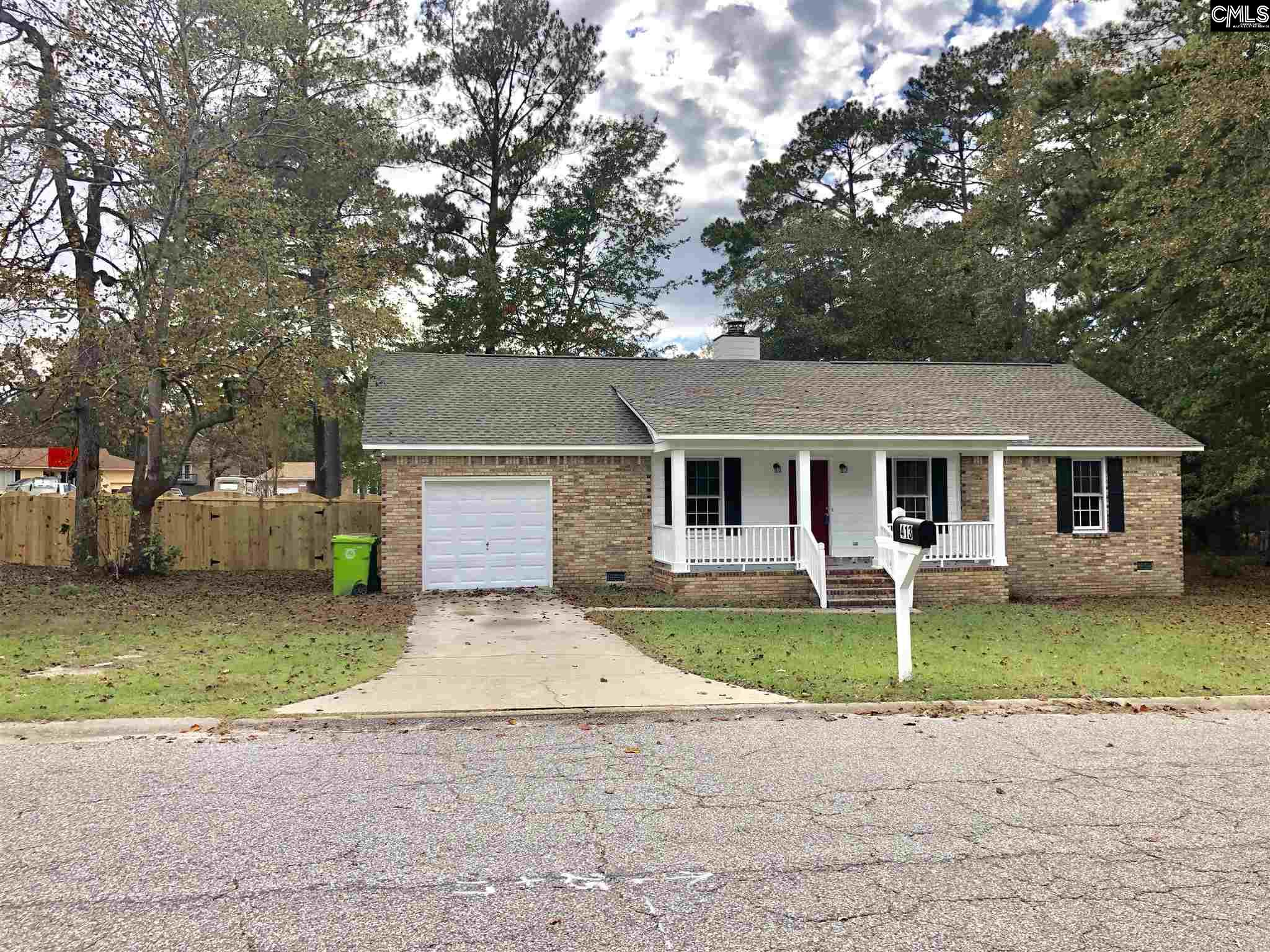413 Remington Columbia, SC 29223