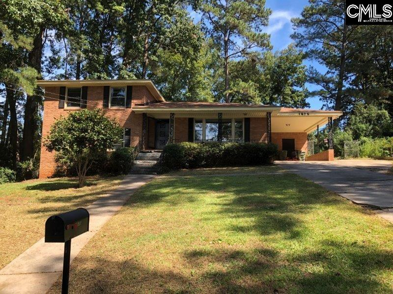 1636 Morninghill Columbia, SC 29210