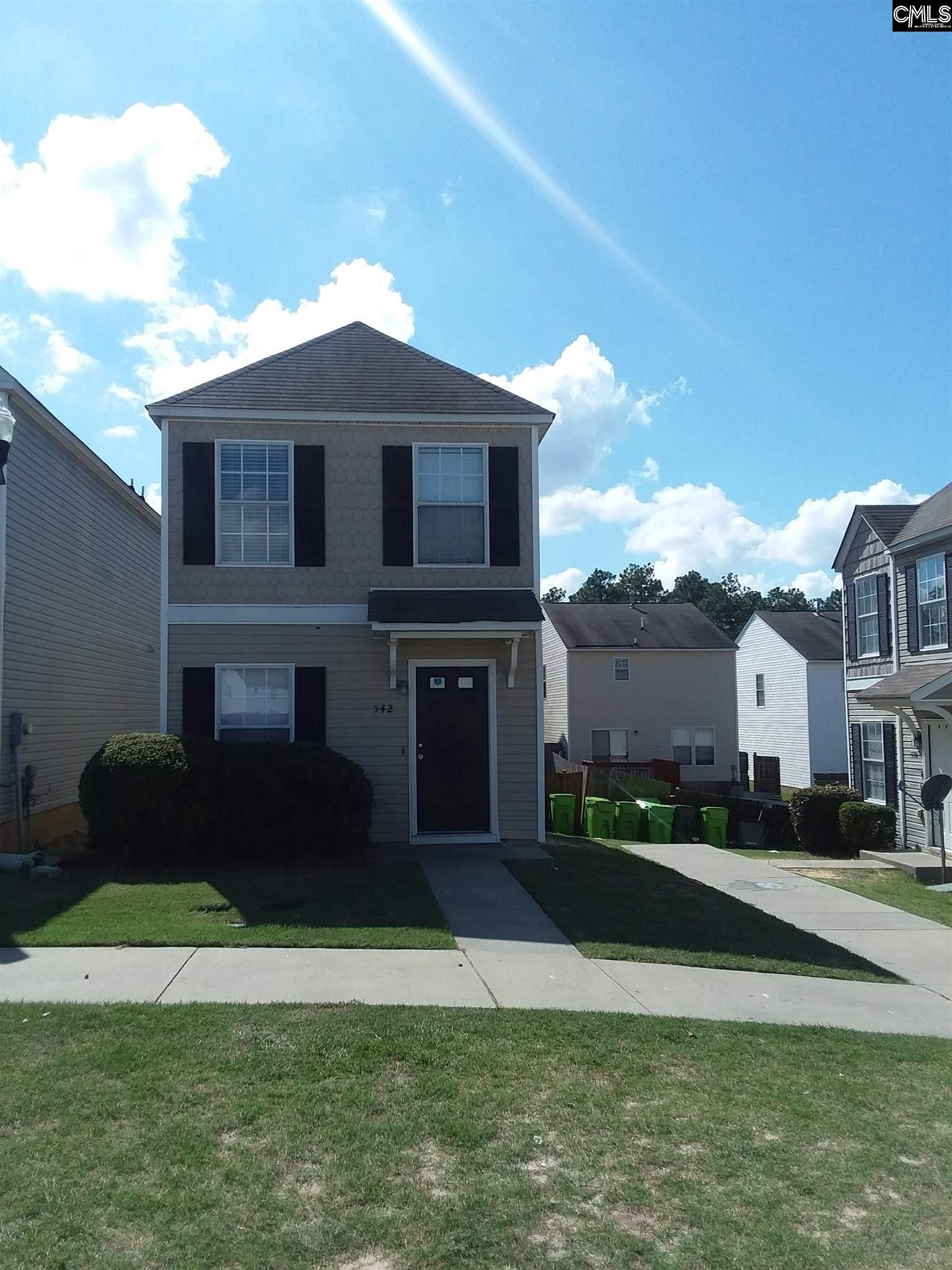 542 Summit Terrace Columbia, SC 29229