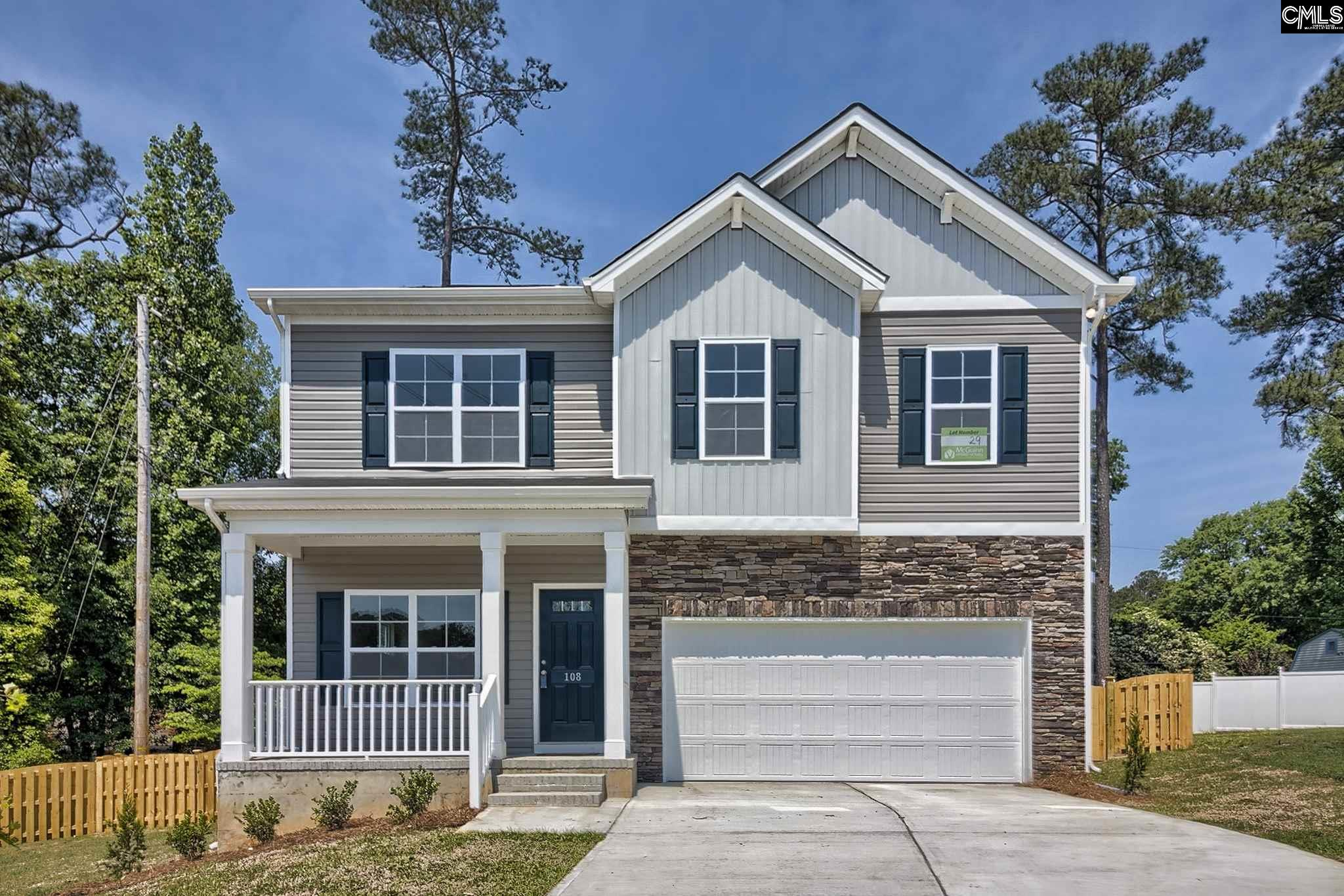 108 Bella Columbia, SC 29210
