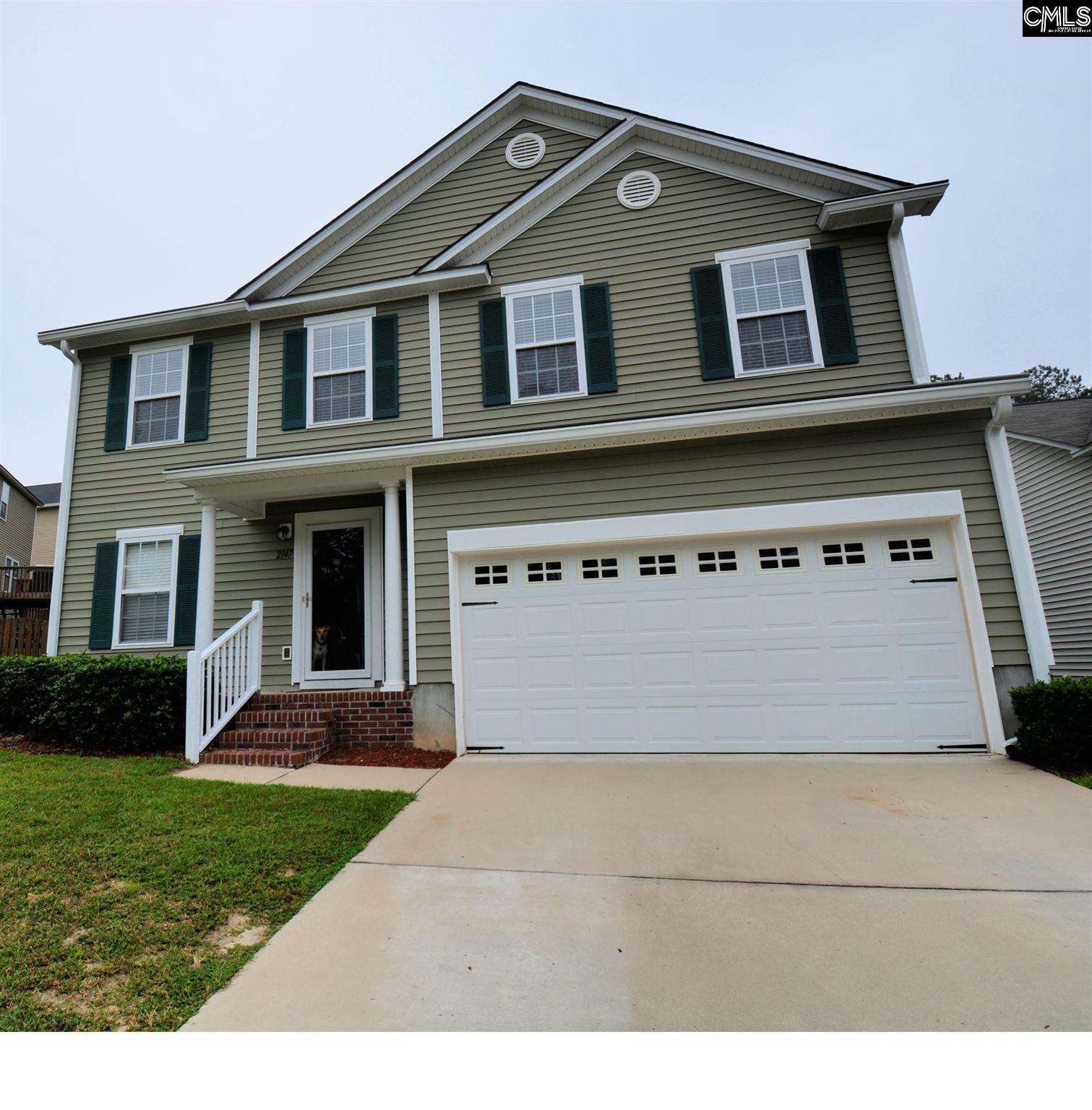 2147 Lake Carolina Columbia, SC 29229