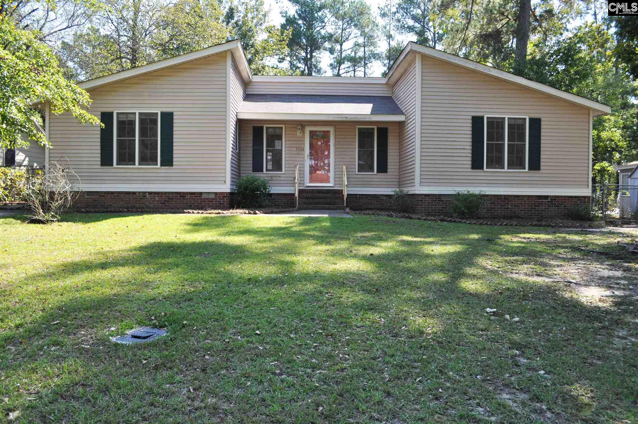 2504 Banner Hill Columbia, SC 29209