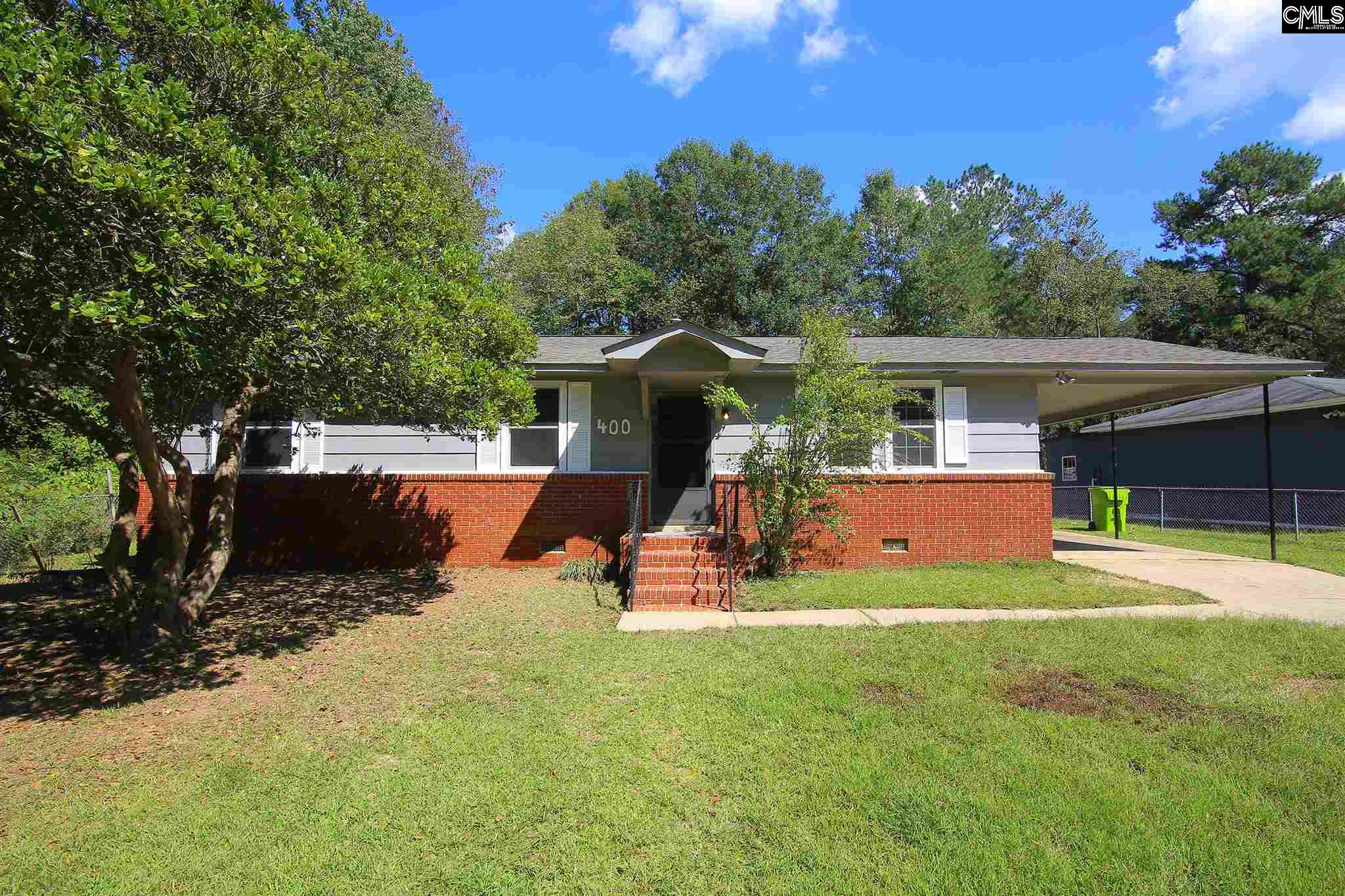 400 Lincolnshire North Columbia, SC 29203