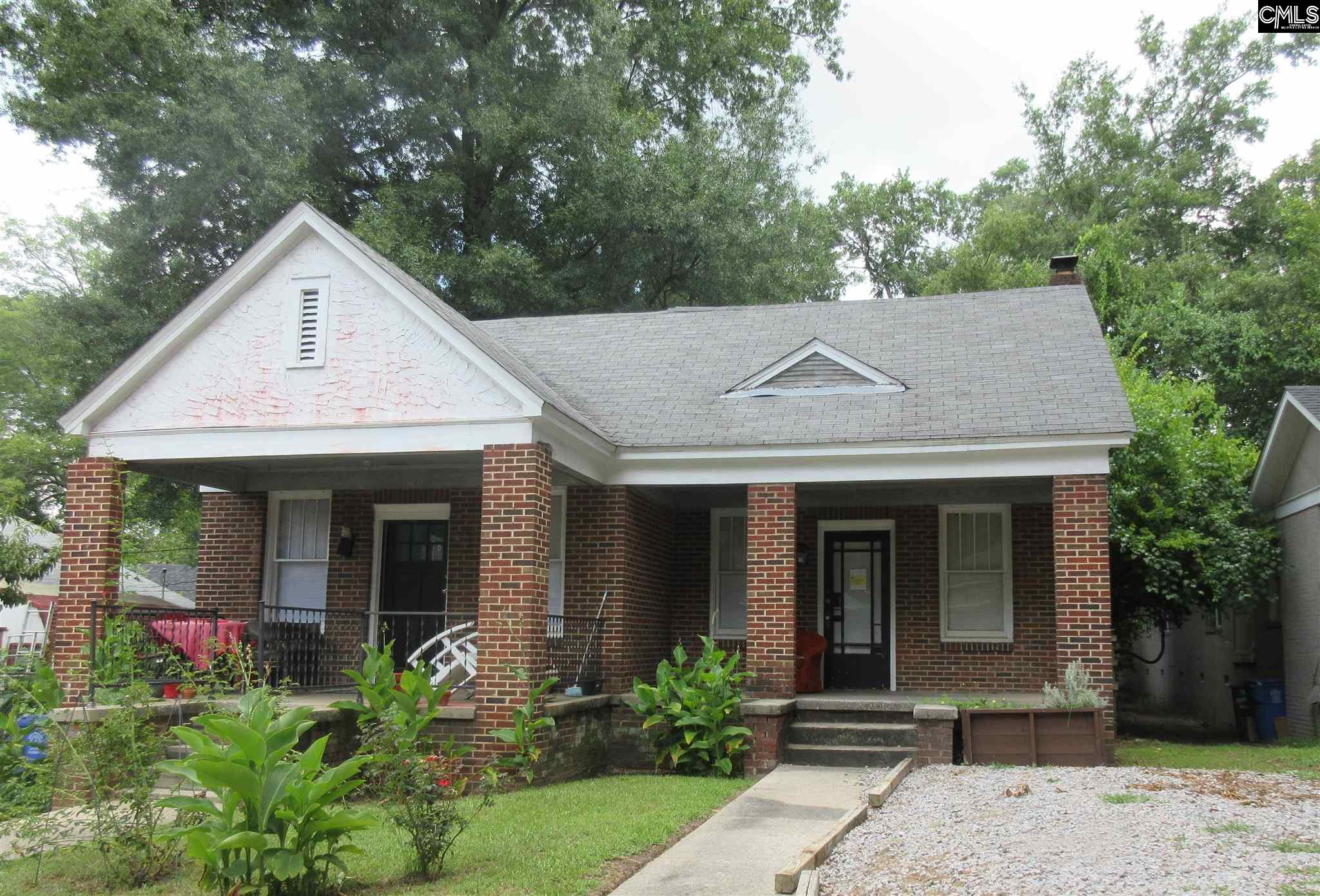Columbia, SC 1 Bedroom Home For Sale