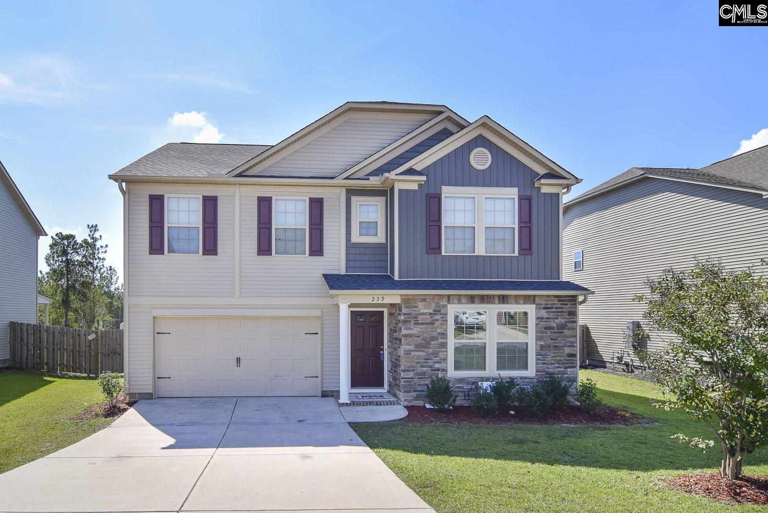 239 Meadow Saffron Lexington, SC 29073