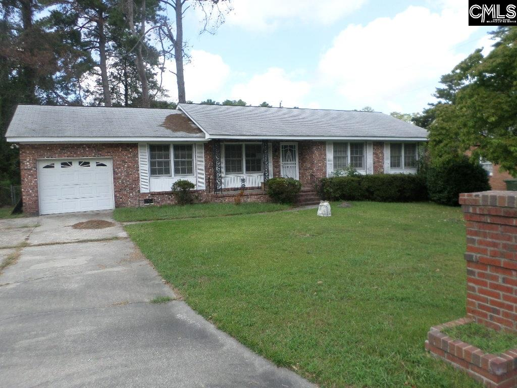 809 Danbury Columbia, SC 29203