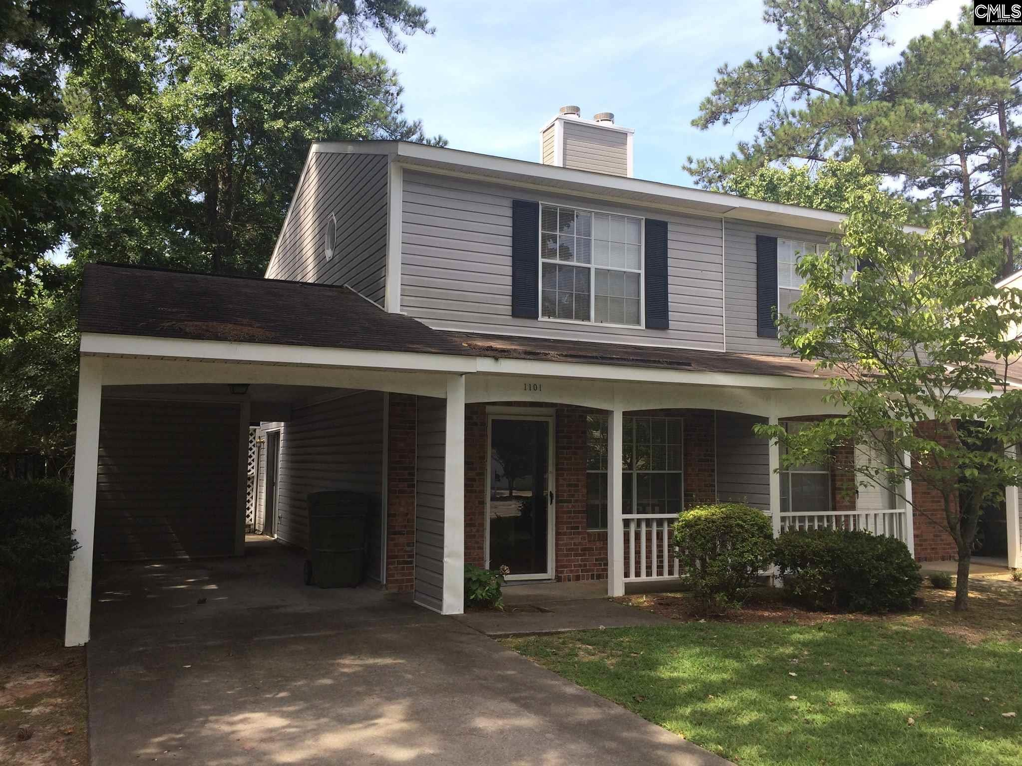 Columbia, SC 2 Bedroom Home For Sale