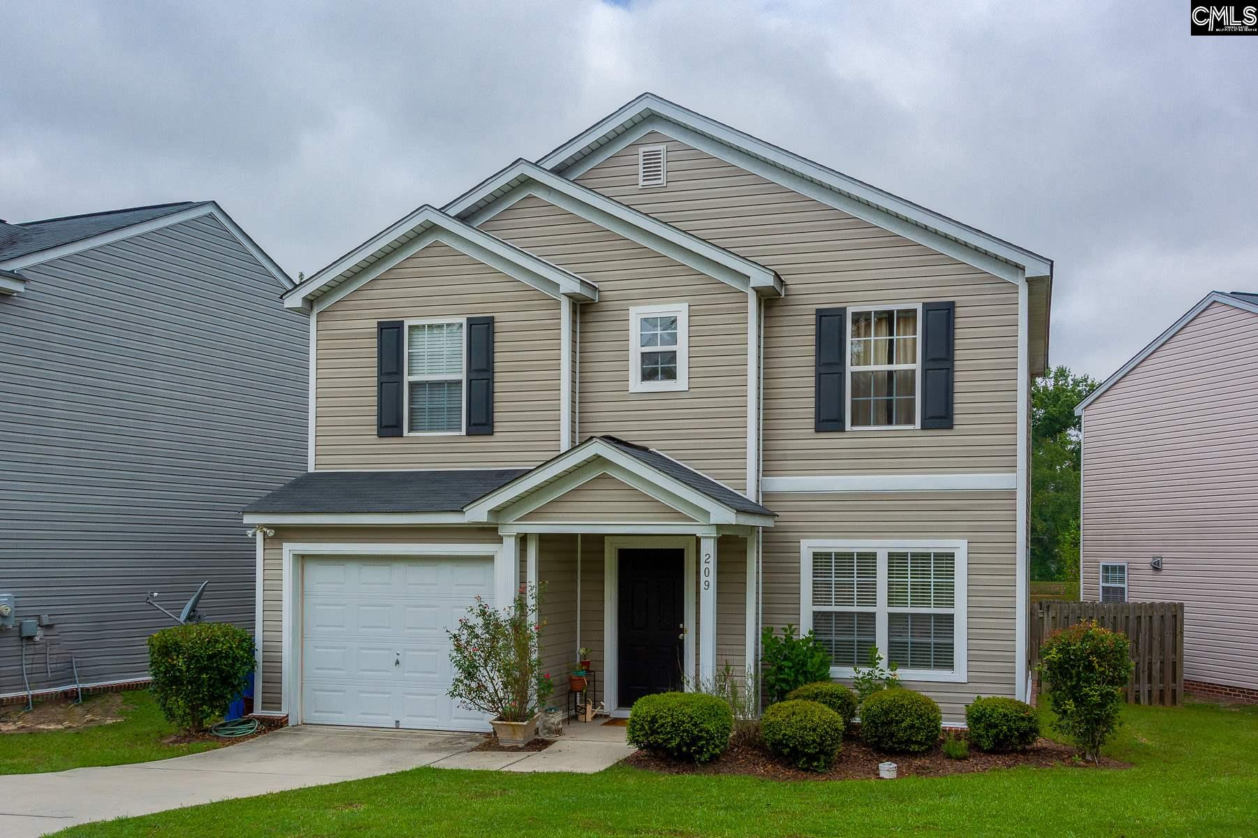209 Village Walk Columbia, SC 29209