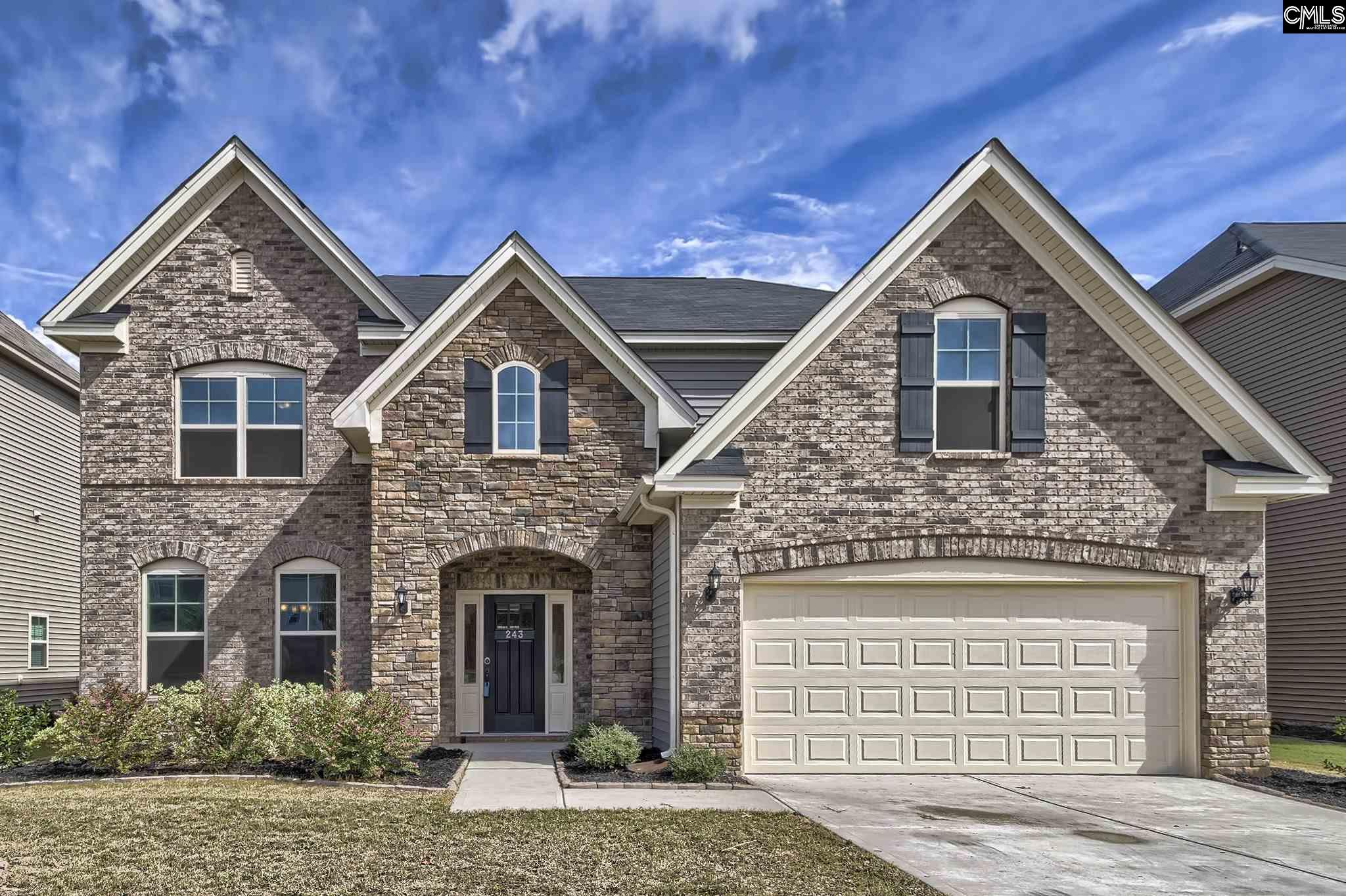 243 Longmont Drive Lexington, SC 29072