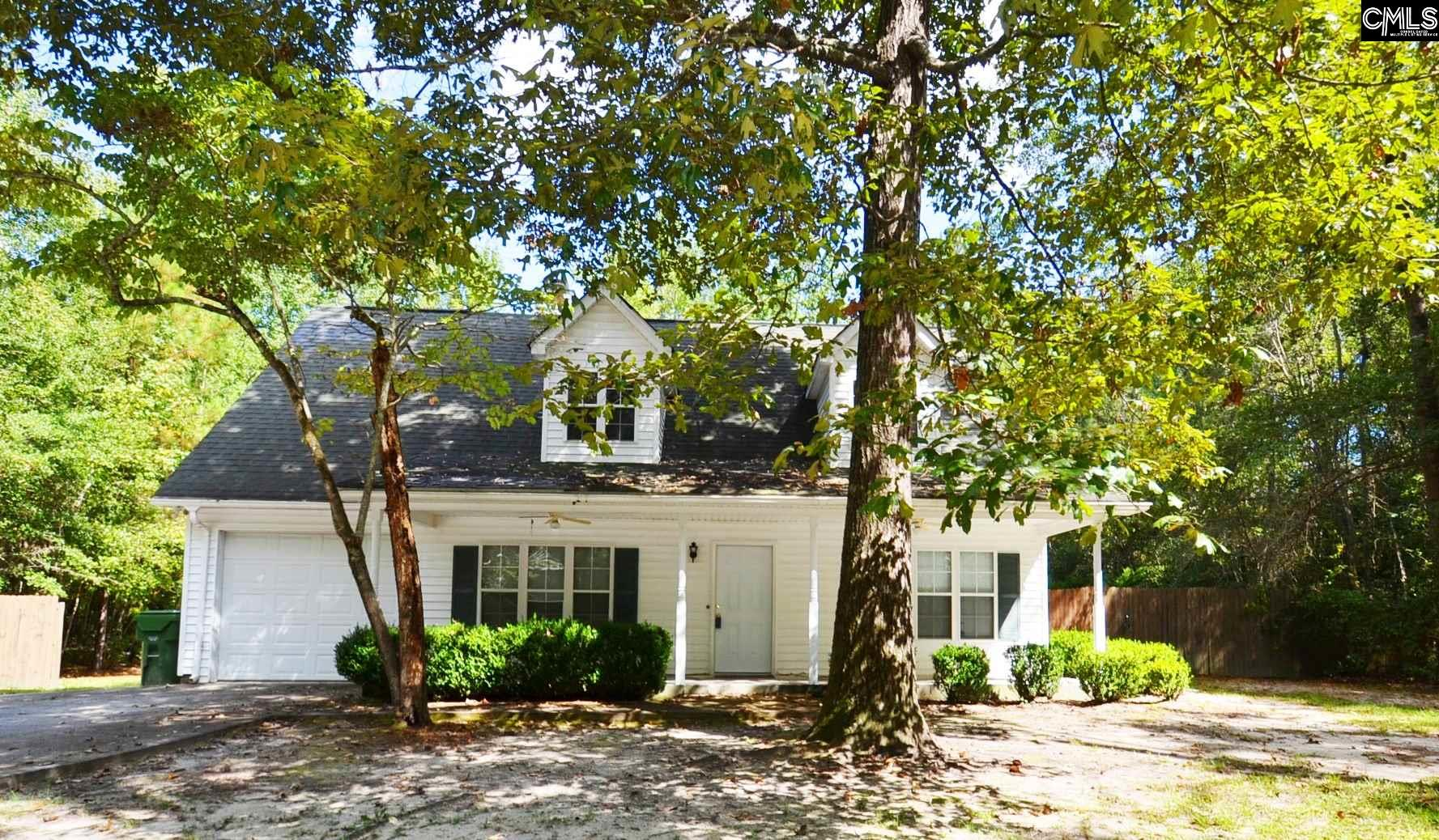 312 Pineview Eastover, SC 29044