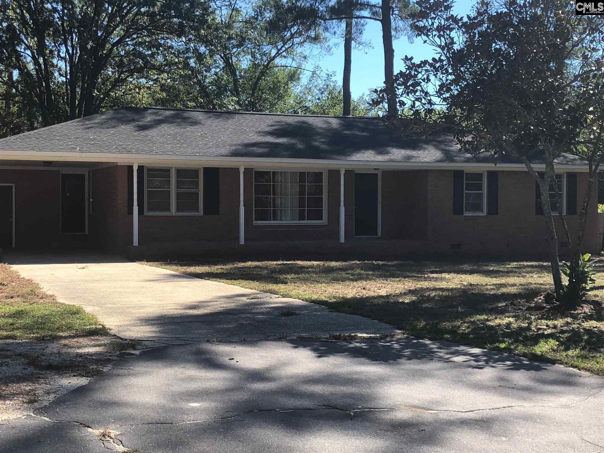 1720 Woodside Camden, SC 29020