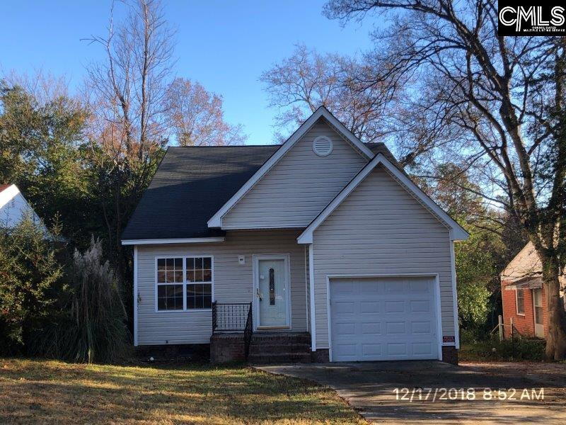 626 Colleton Columbia, SC 29203