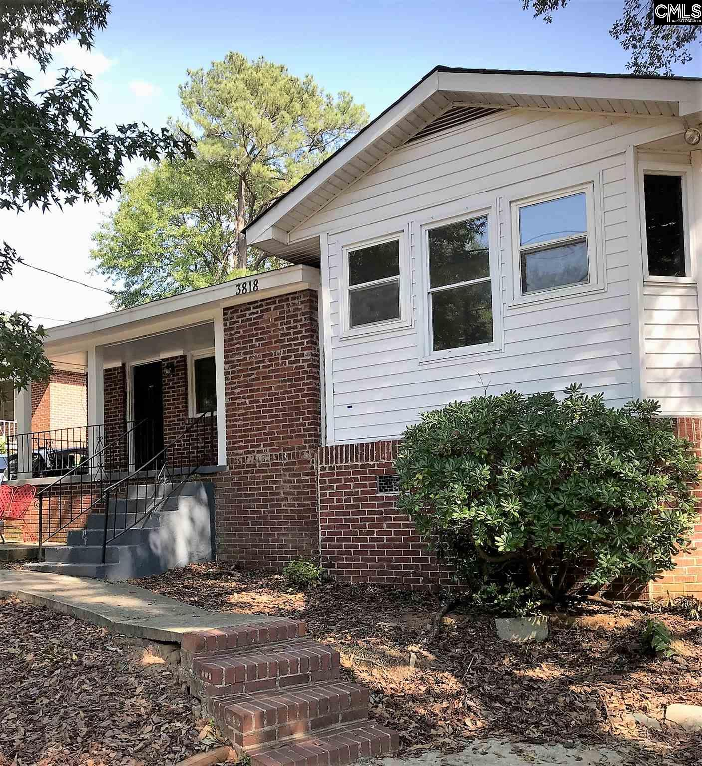 3818 Wellesley Columbia, SC 29203