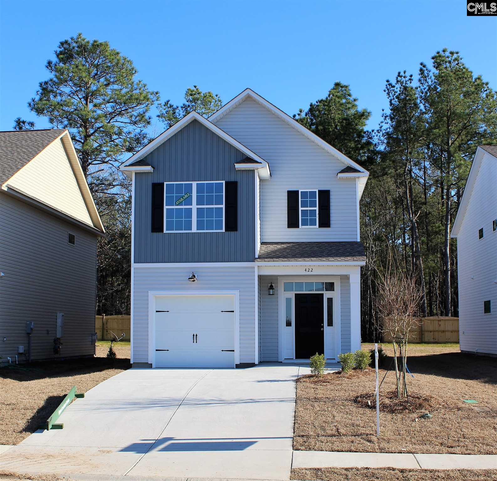 422 Fairford #75 Blythewood, SC 29016