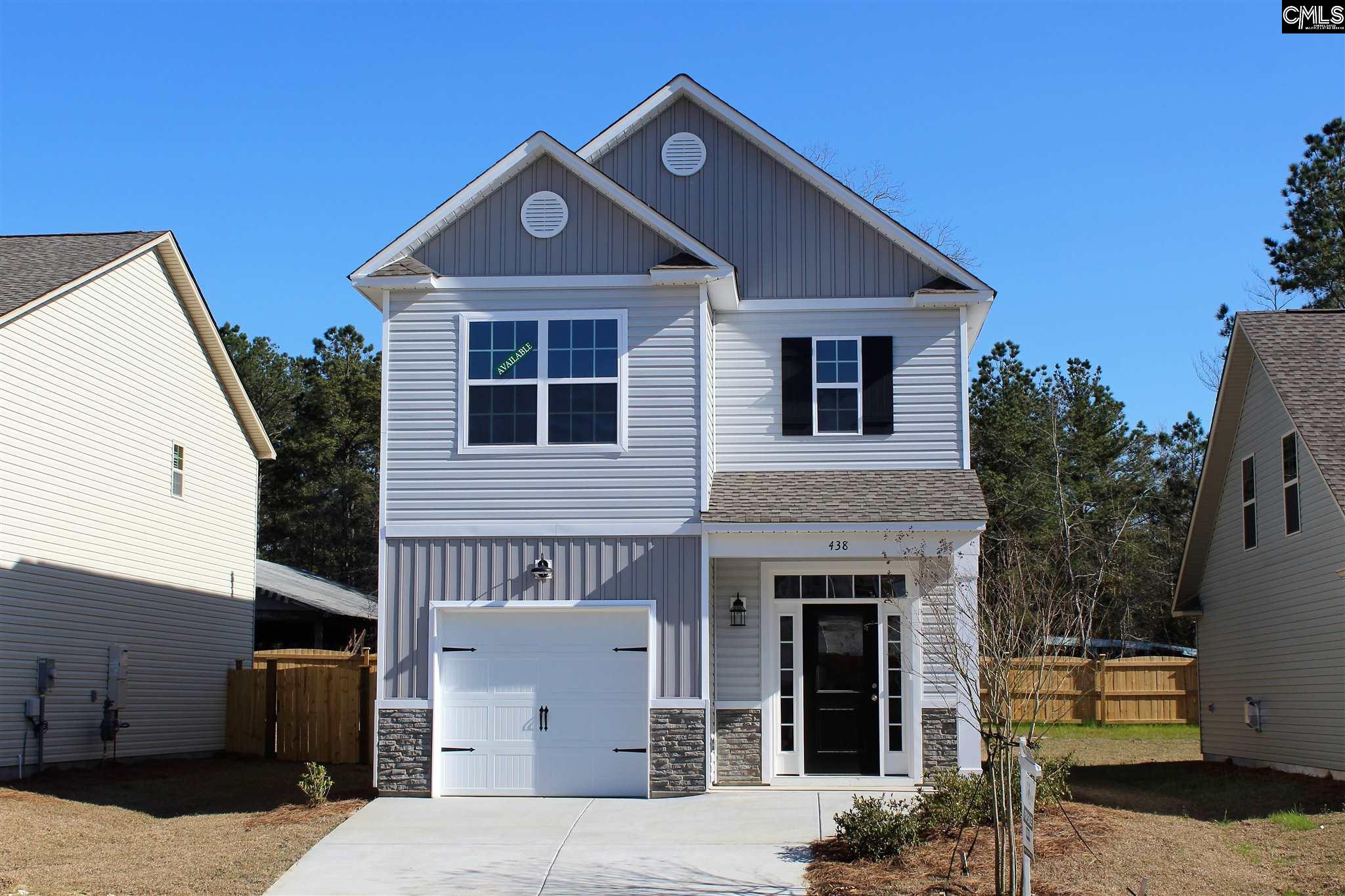 438 Fairford #79 Blythewood, SC 29016