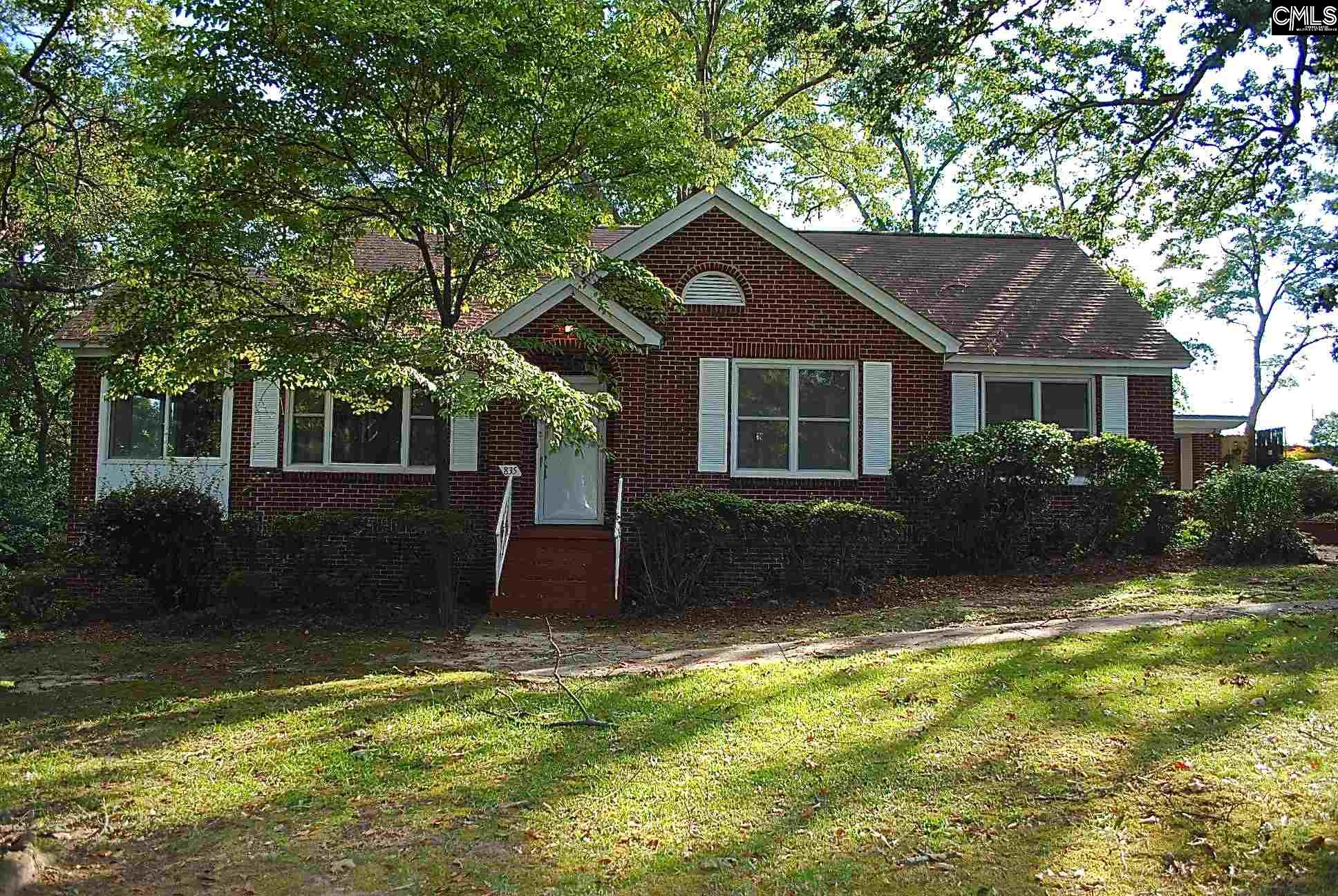 835 Greenville Columbia, SC 29210