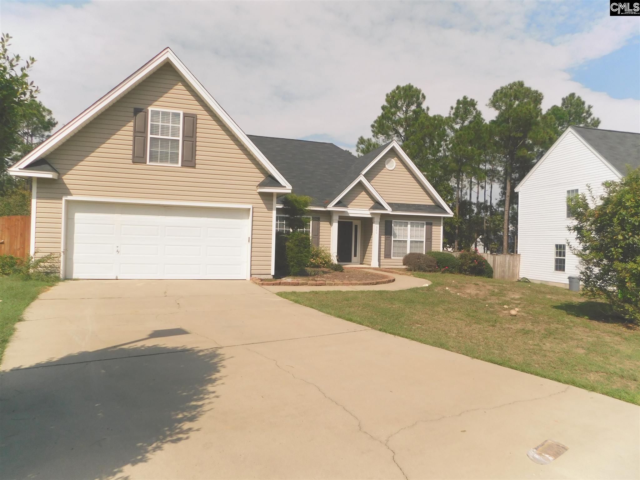 340 Ash Ridge Columbia, SC 29229