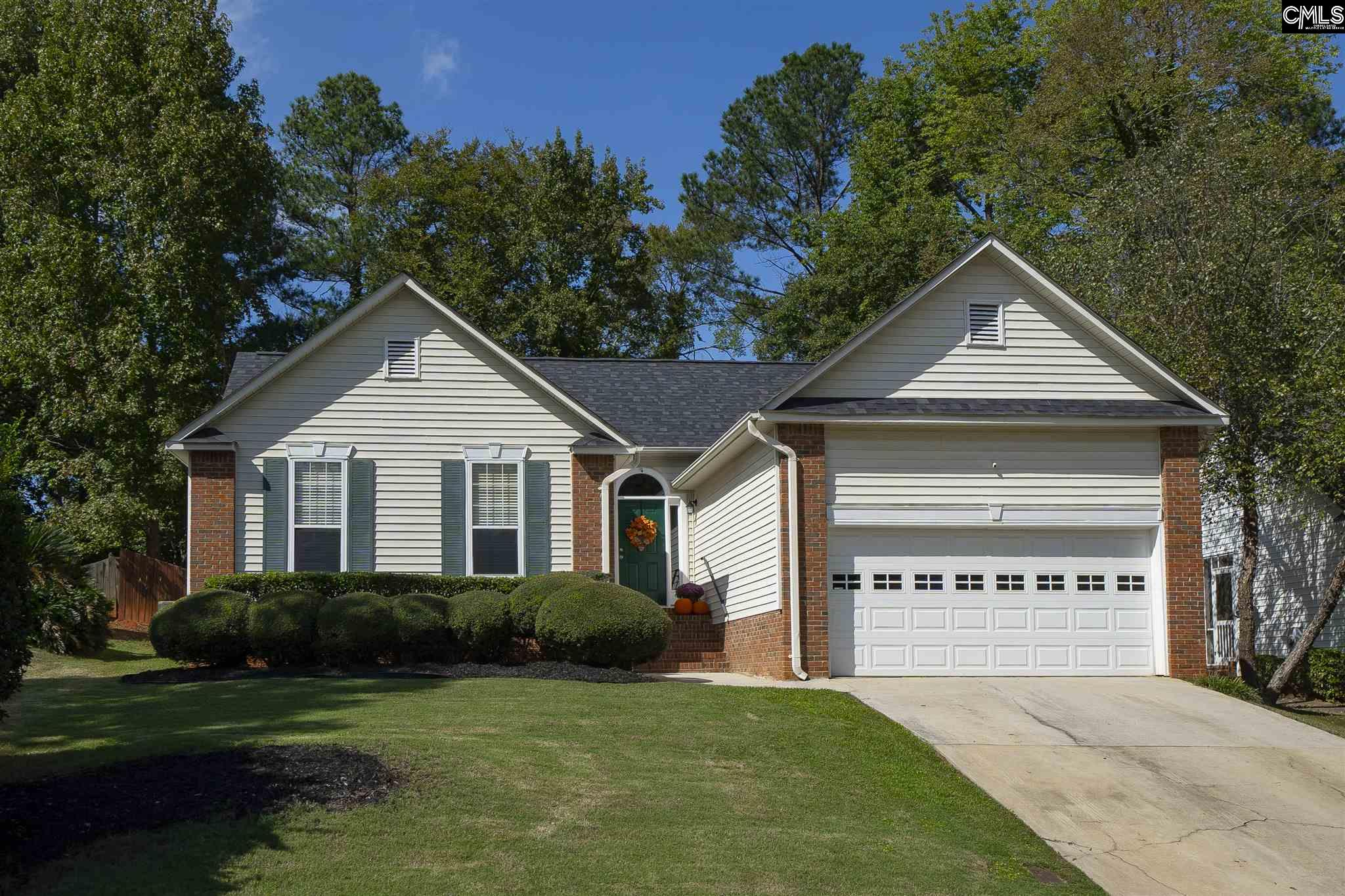 209 Stockmoor Columbia, SC 29212