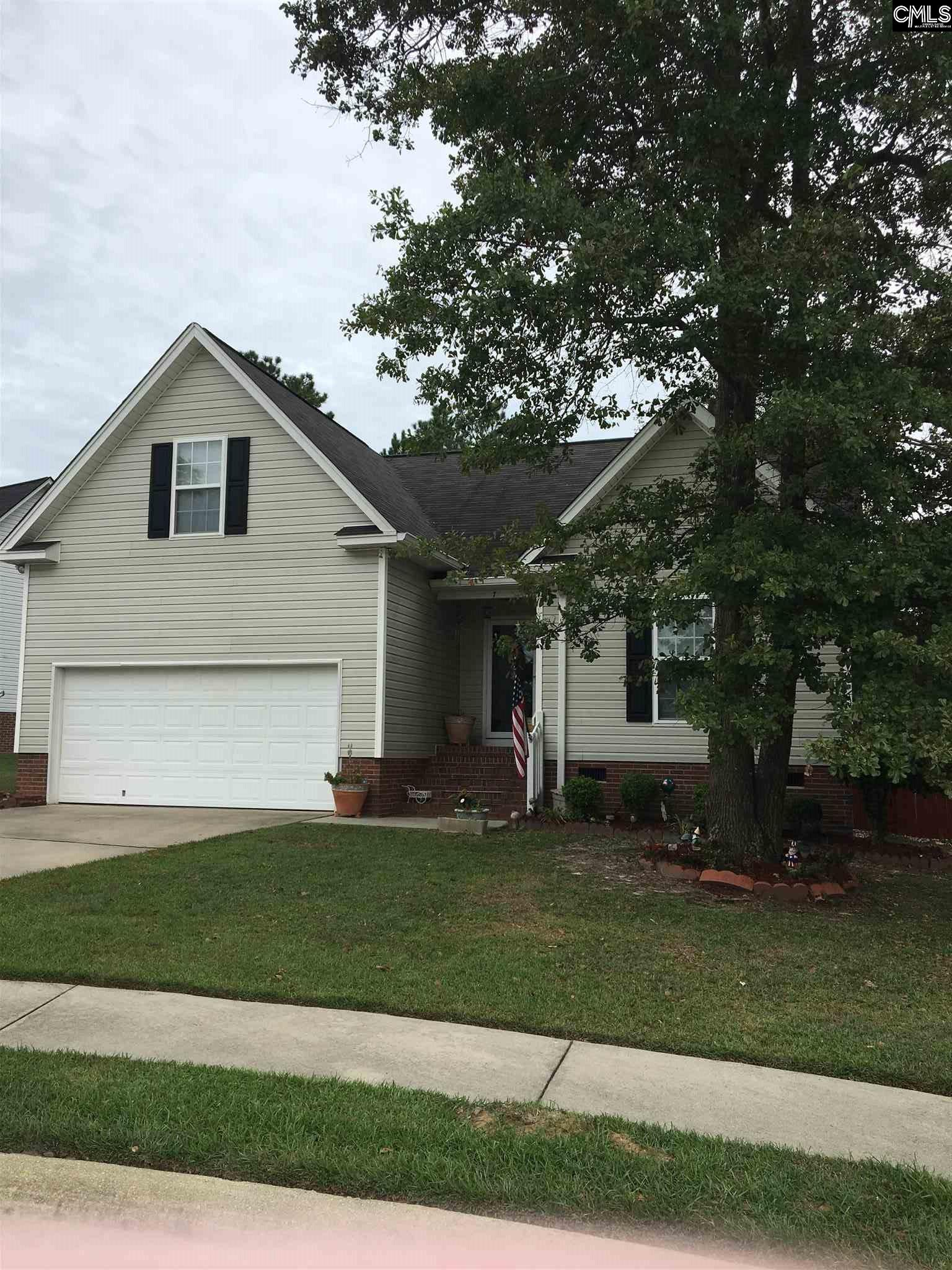 7 Long Needle Ct. Columbia, SC 29229-9460