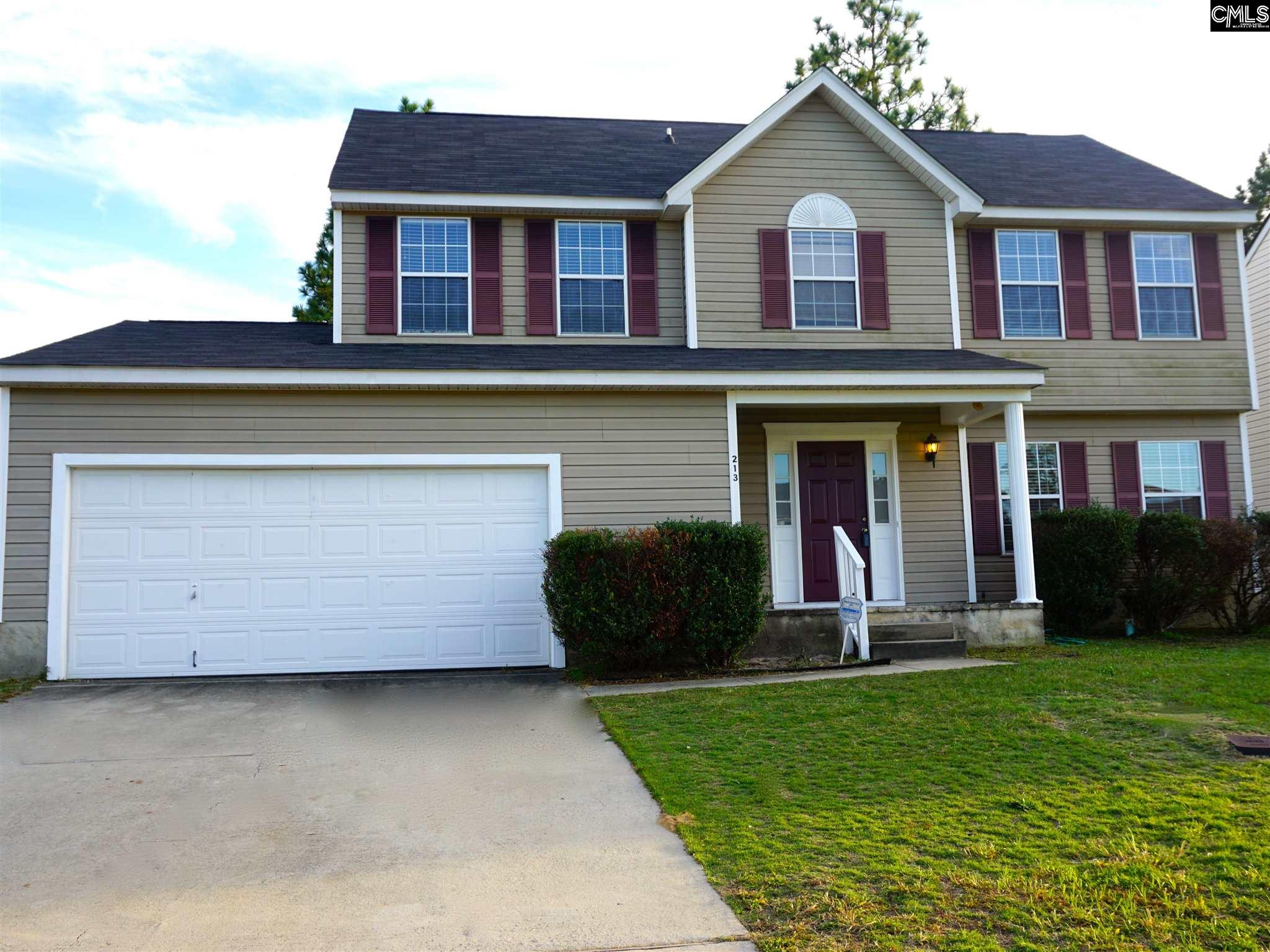 213 Sterling Hills Columbia, SC 29229-7754