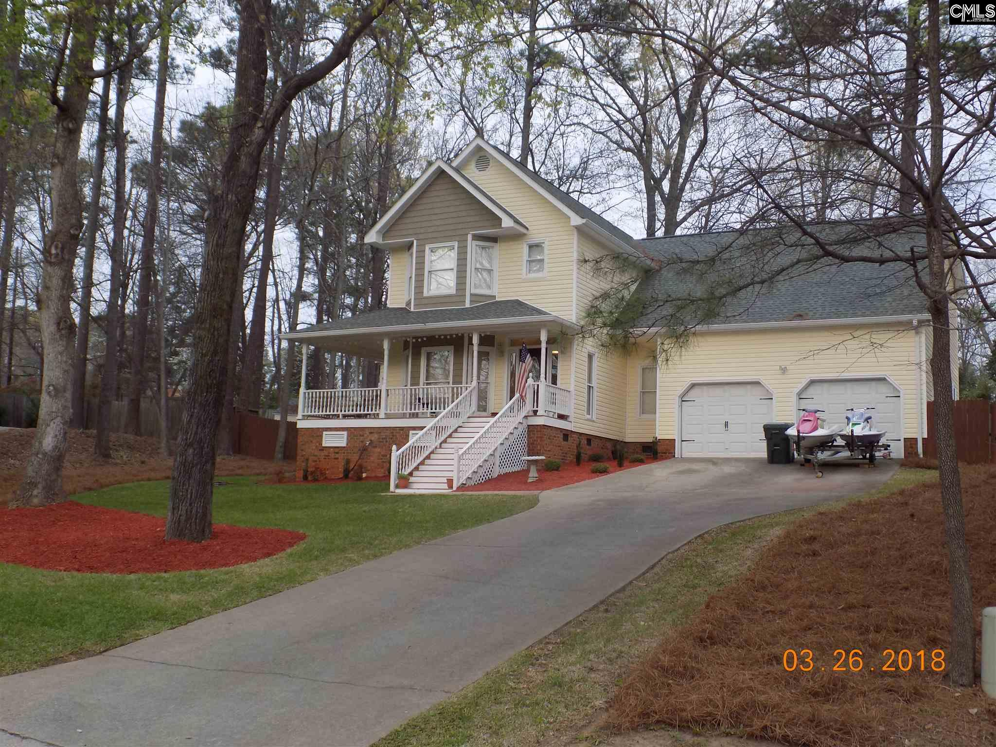 140 Walnut Lane Columbia, SC 29212-8609