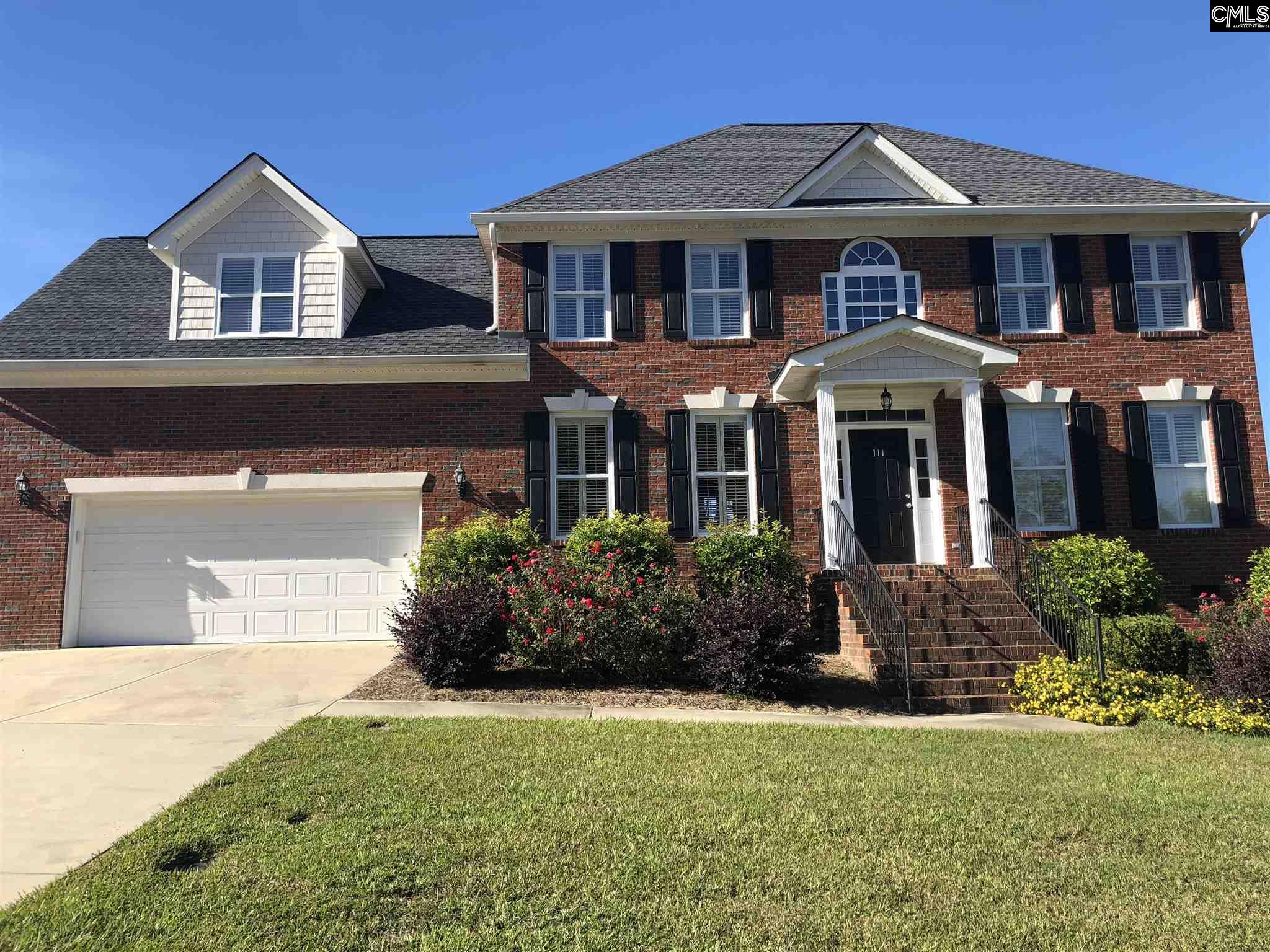 111 Crystal Manor Irmo, SC 29063