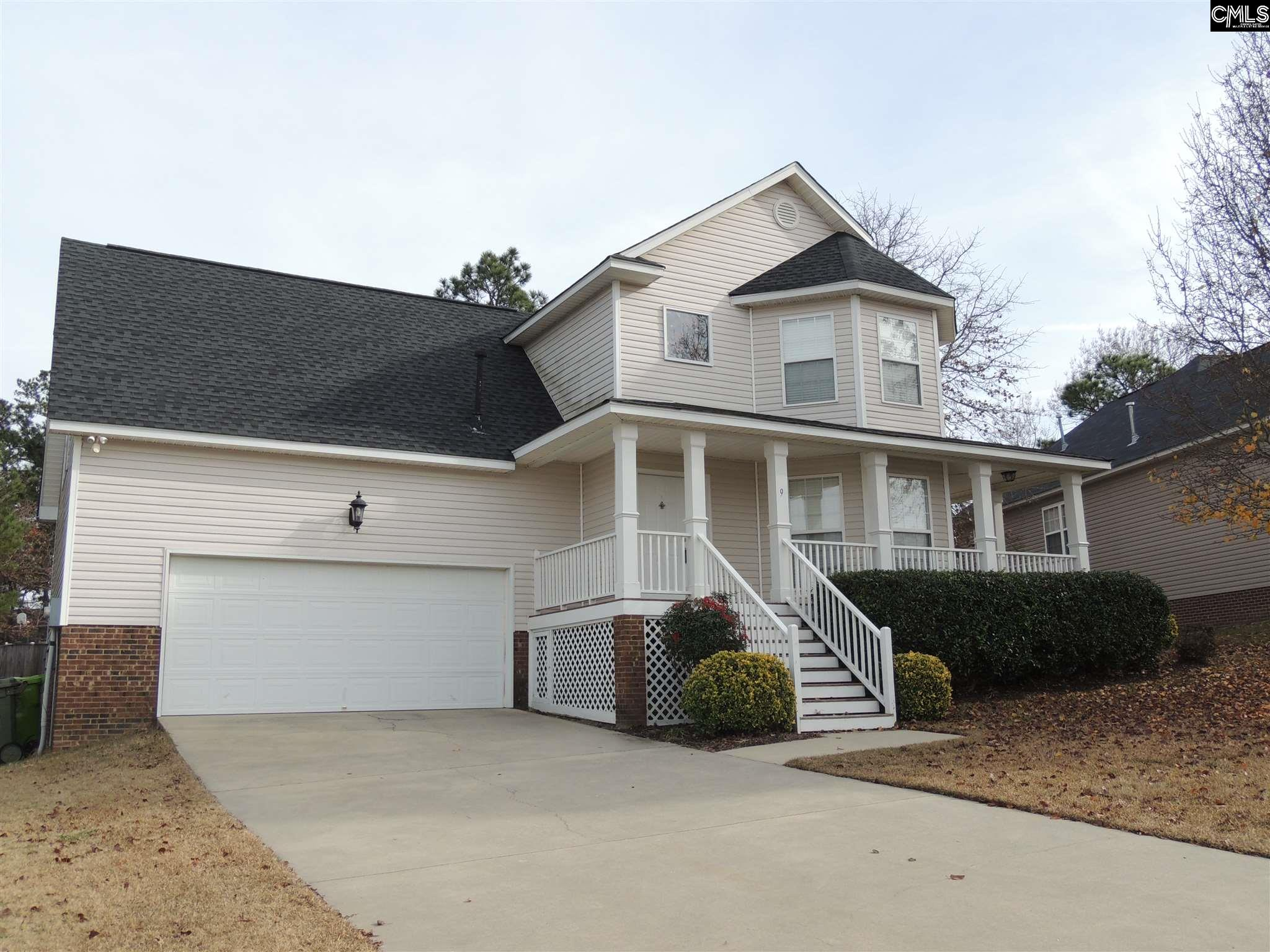 9 Lee Ridge Court Columbia, SC 29229-9456