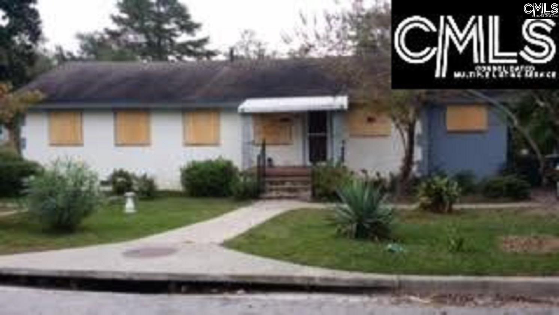 3126 Carver Columbia, SC 29203