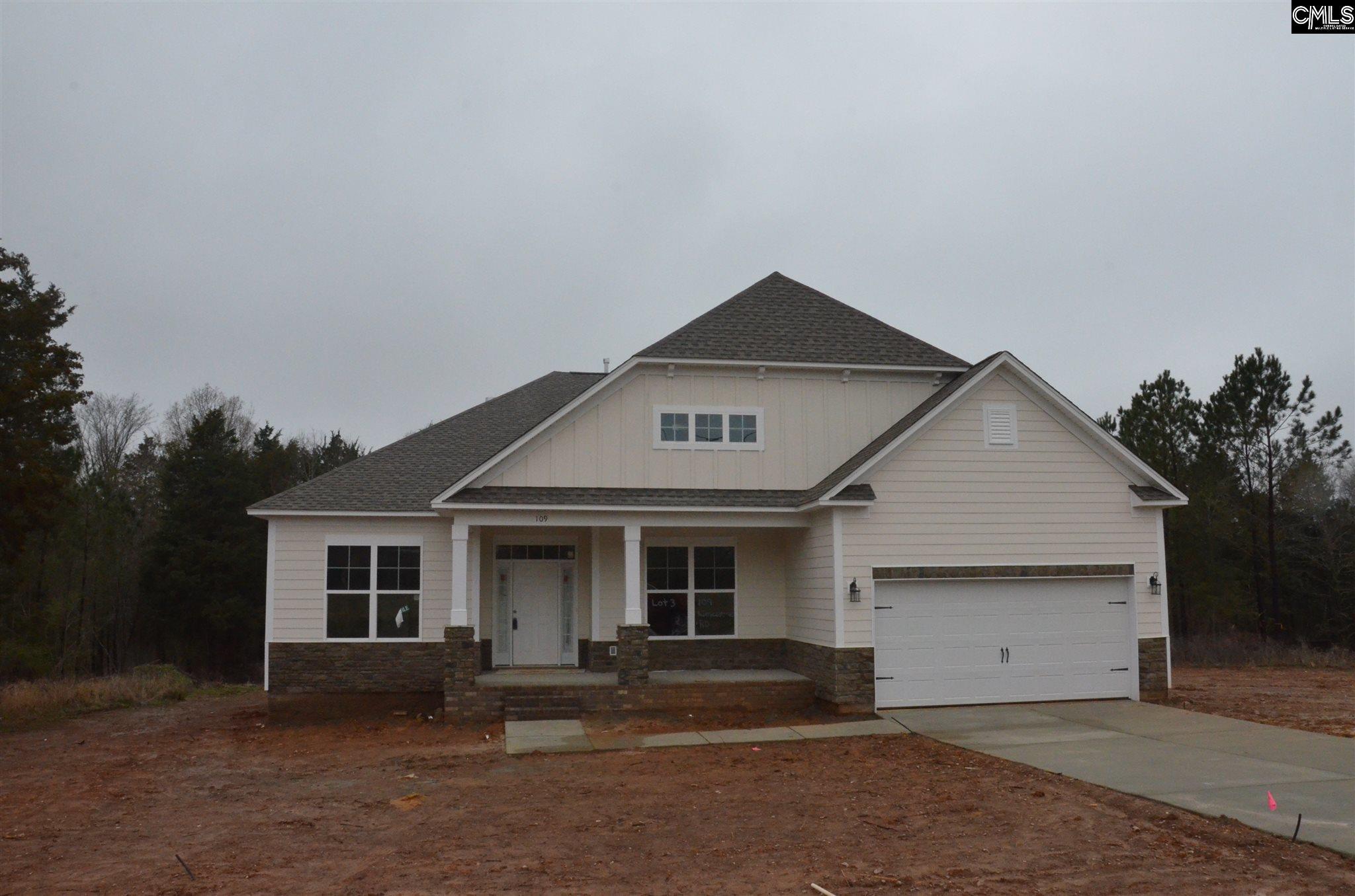 109 Limestone Rd. Chapin, SC 29036