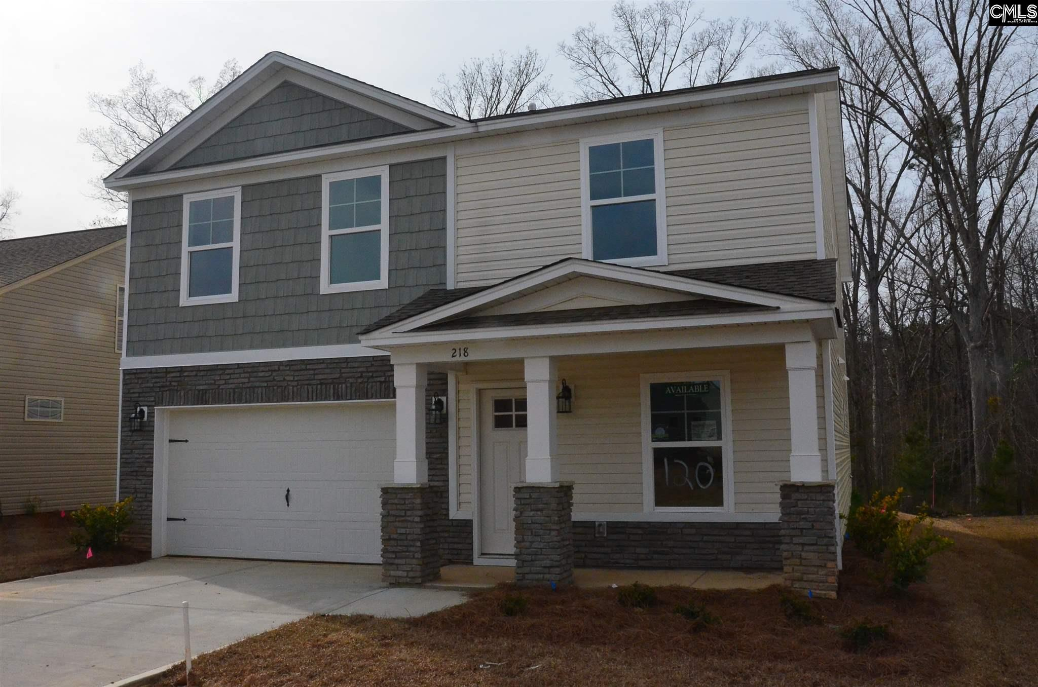218 St. Charles Place Chapin, SC 29036