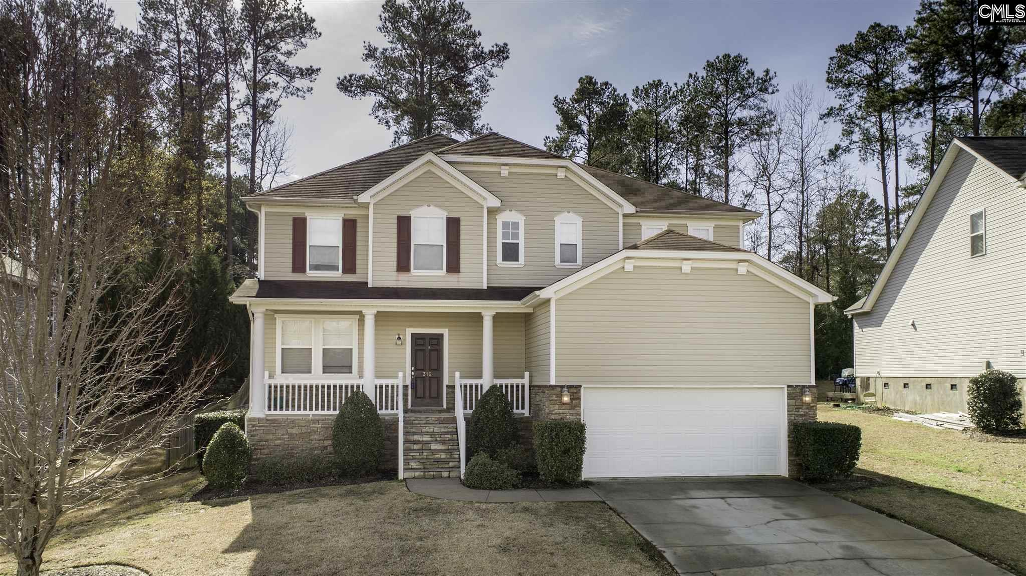 316 Settlers Trail Lexington, SC 29072