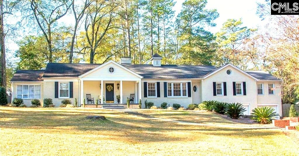 Columbia, SC 5 Bedroom Home For Sale