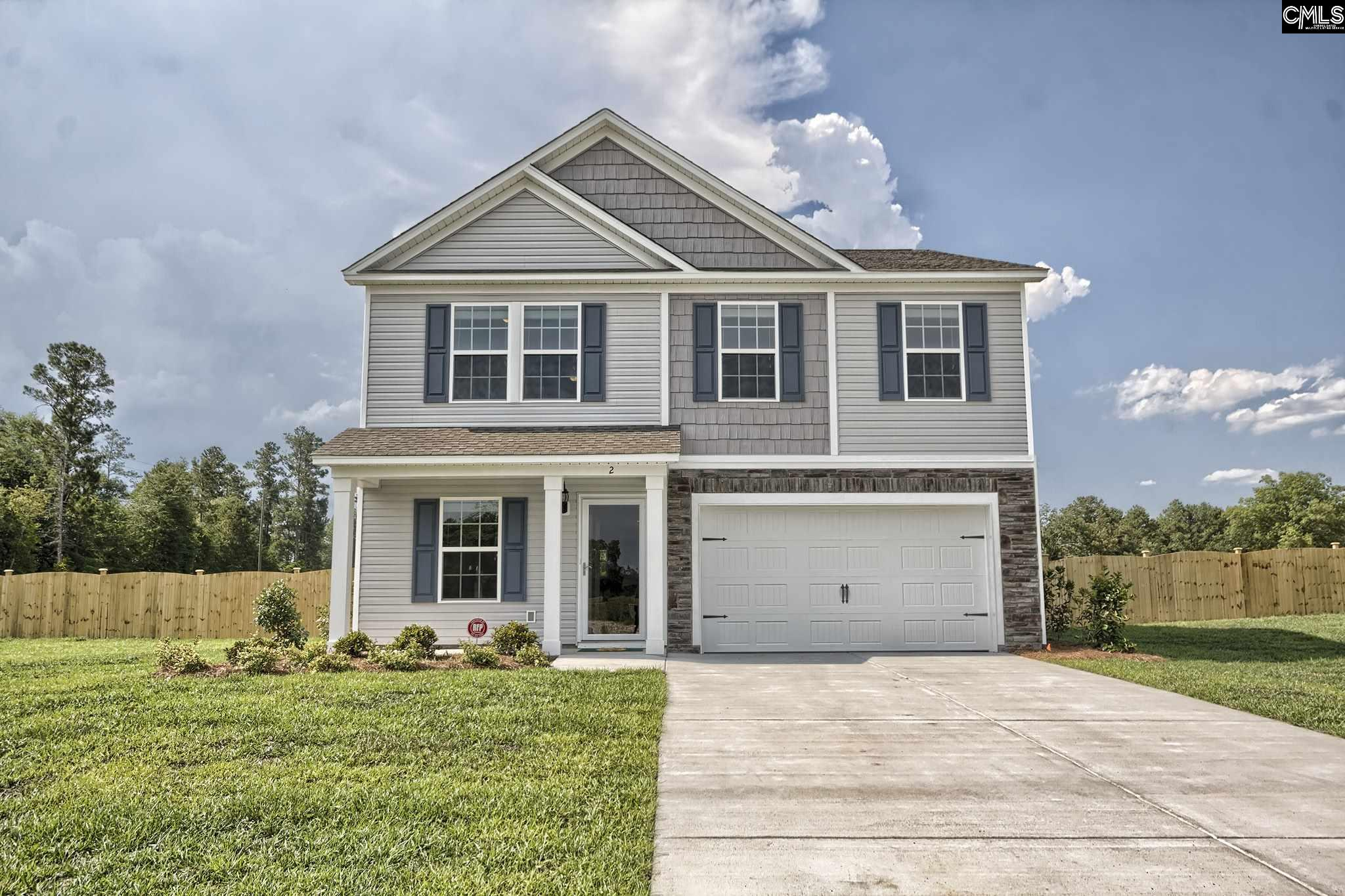 262 Oristo Ridge West Columbia, SC 29170