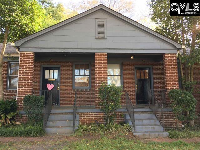 306 Fulton Columbia, SC 29205