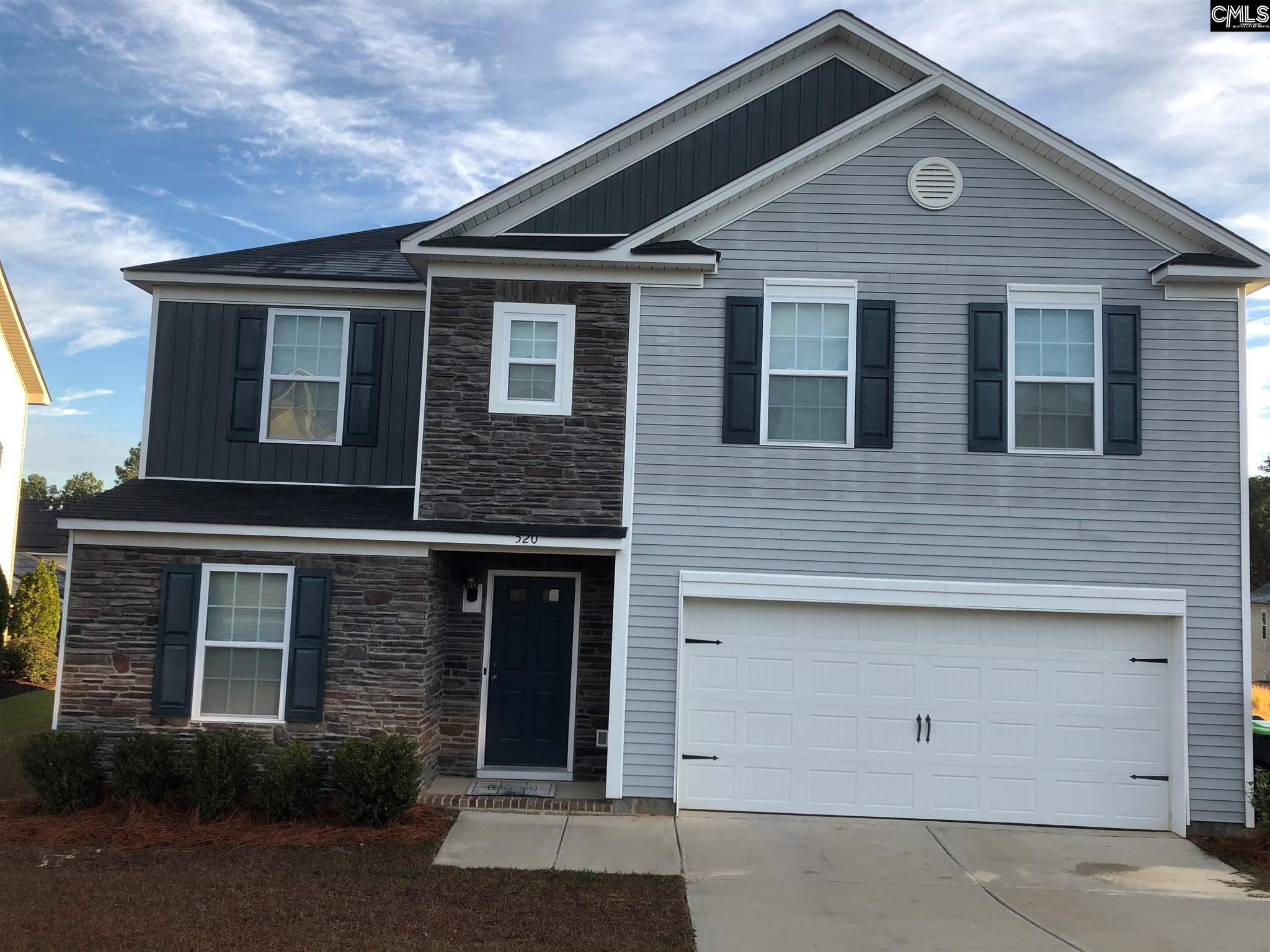 520 Sagauro Ct. Lexington, SC 29073
