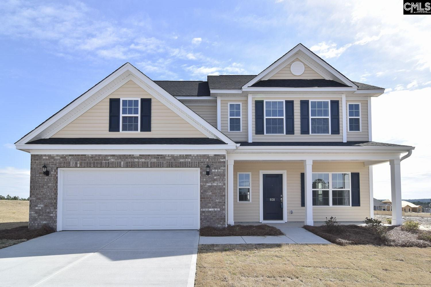 928 Bannockburn Lexington, SC 29073-0000