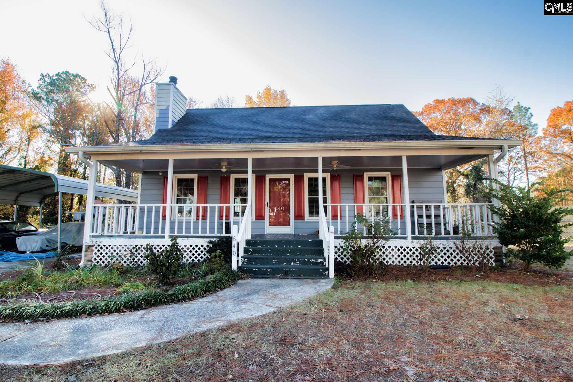640 Cedar Field West Columbia, SC 29170