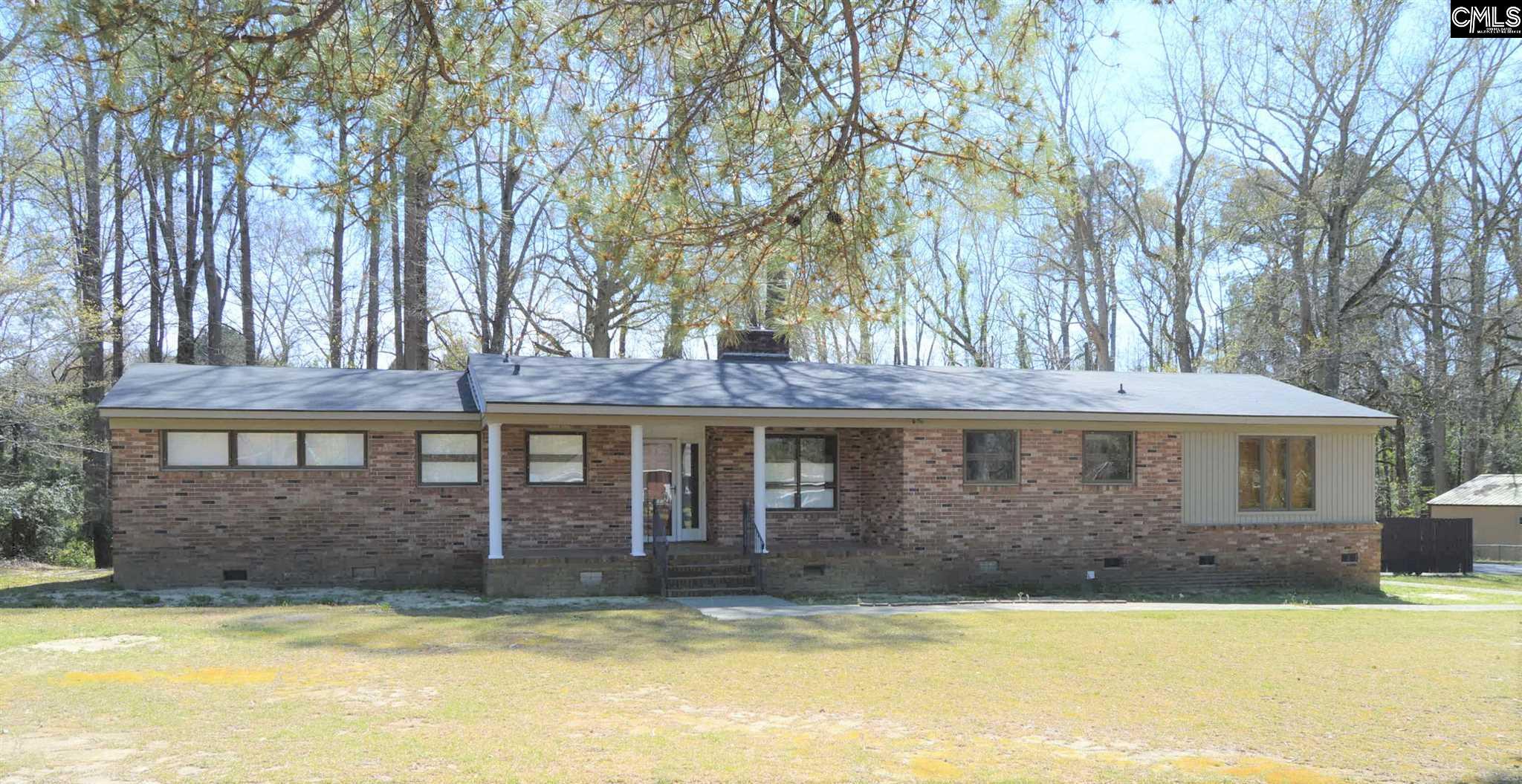809 Woodside Johnston, SC 29832