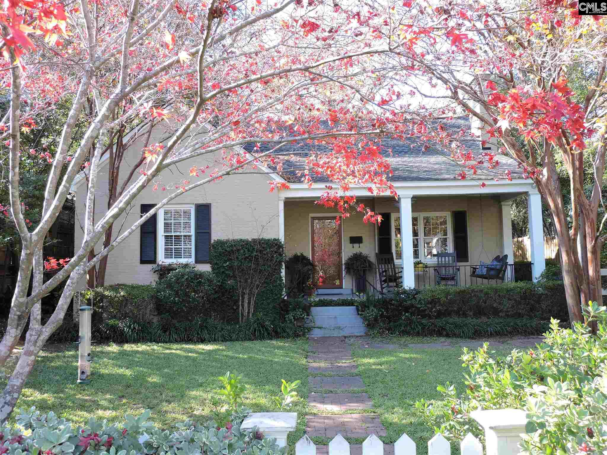 807 Poinsettia Columbia, SC 29205