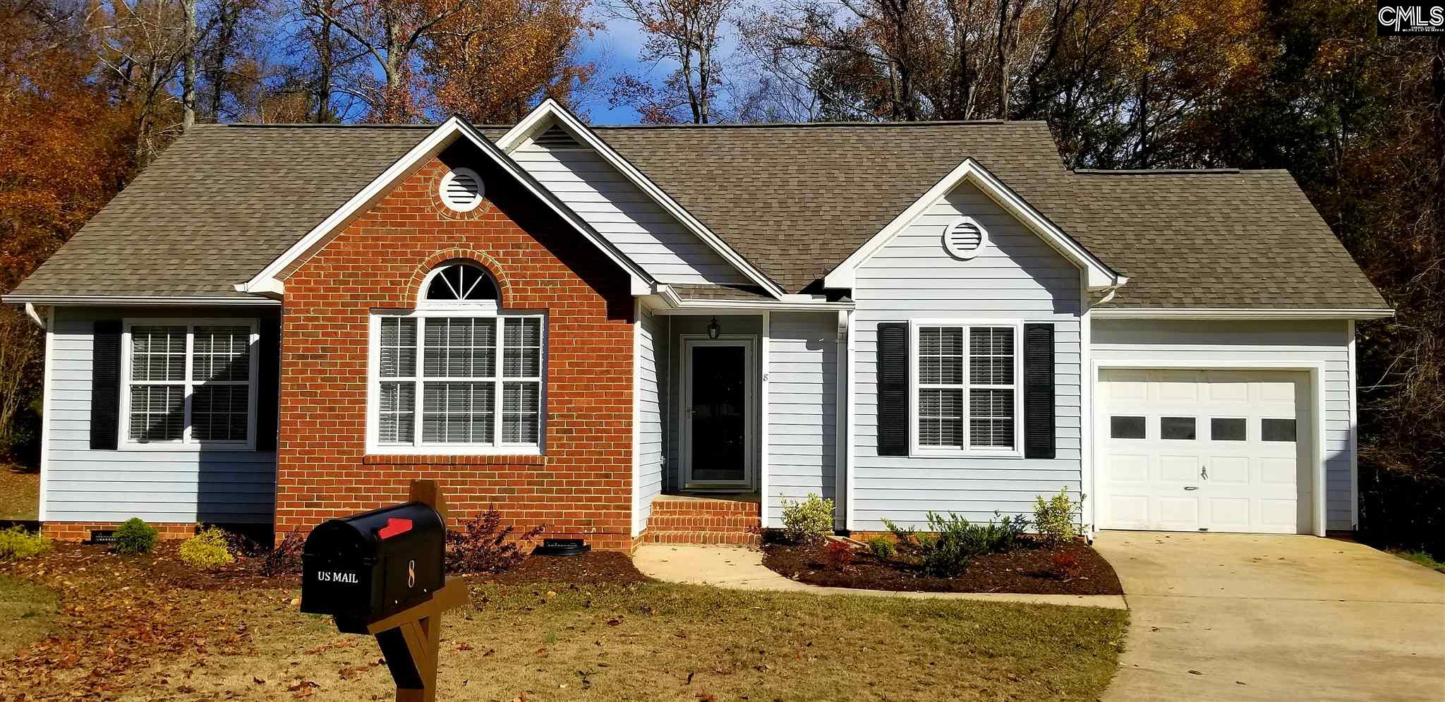 8 Stockmoor Columbia, SC 29212