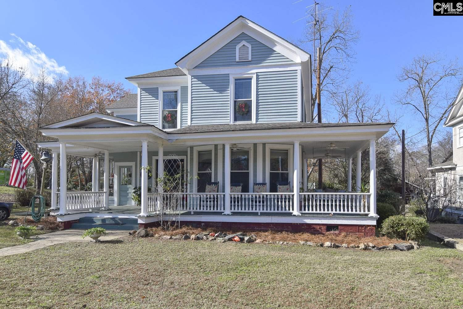 1617 Harrington Newberry, SC 29108