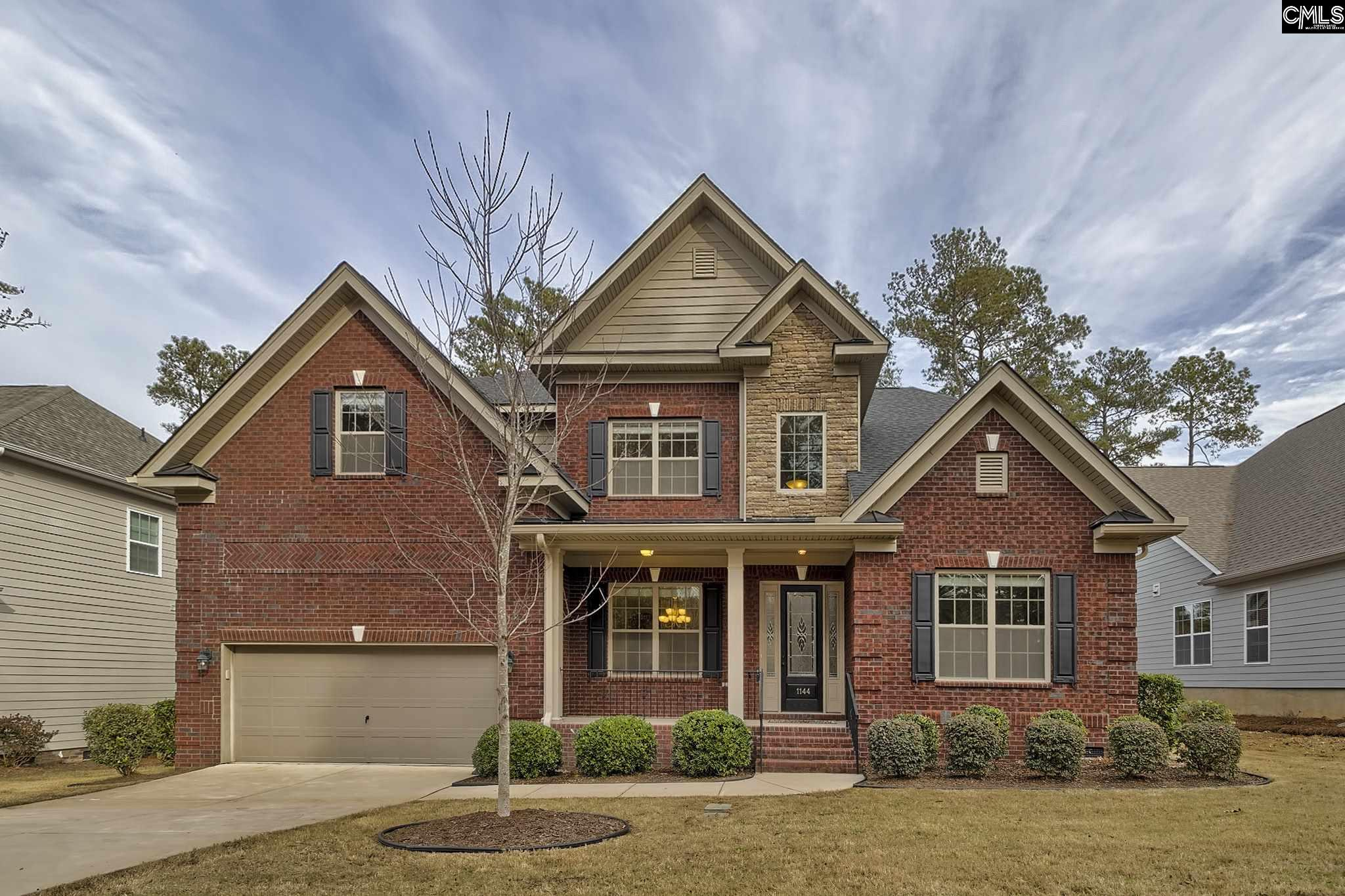 1144 University Blythewood, SC 29016