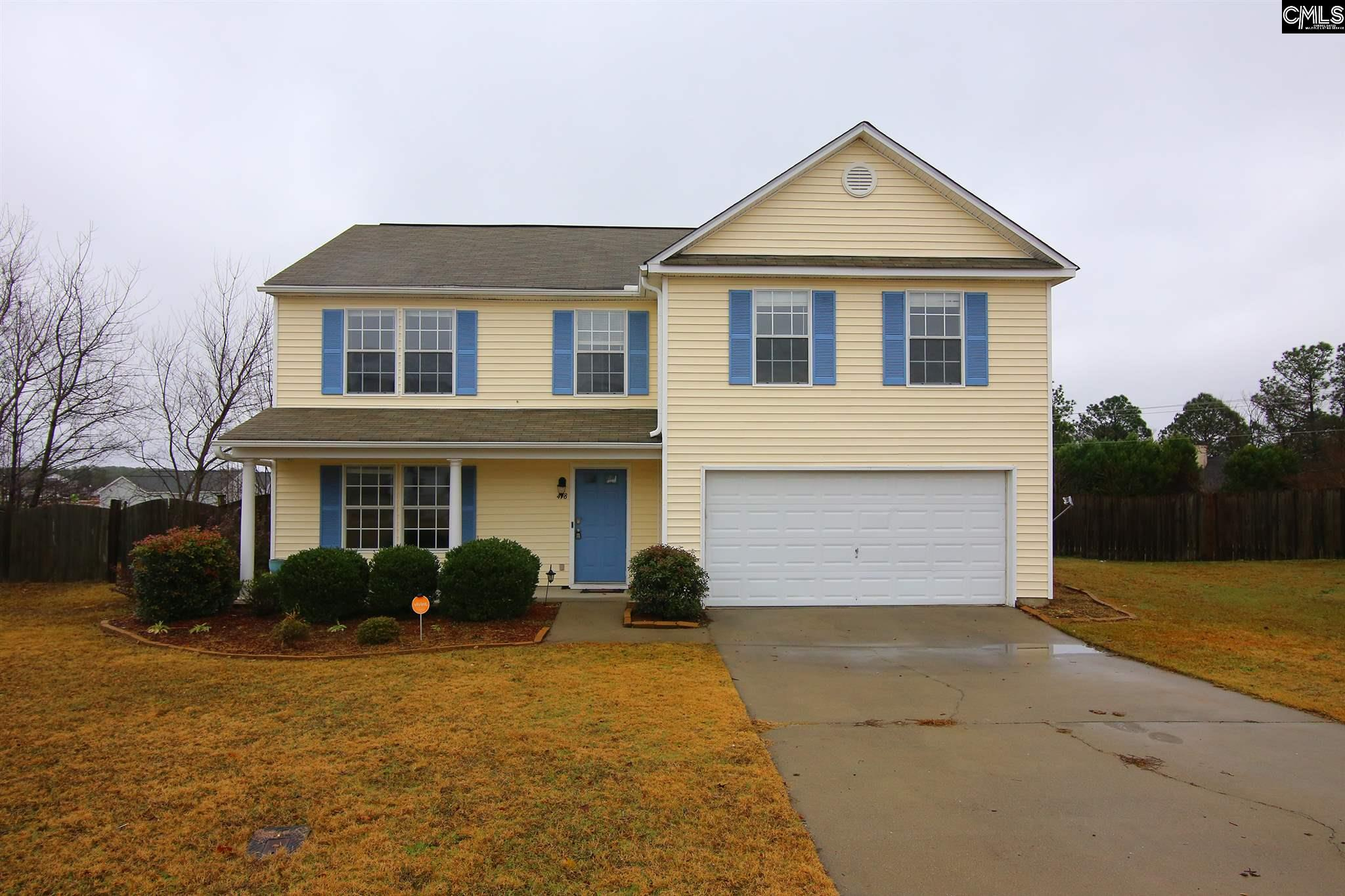 498 Fox Trot Columbia, SC 29229