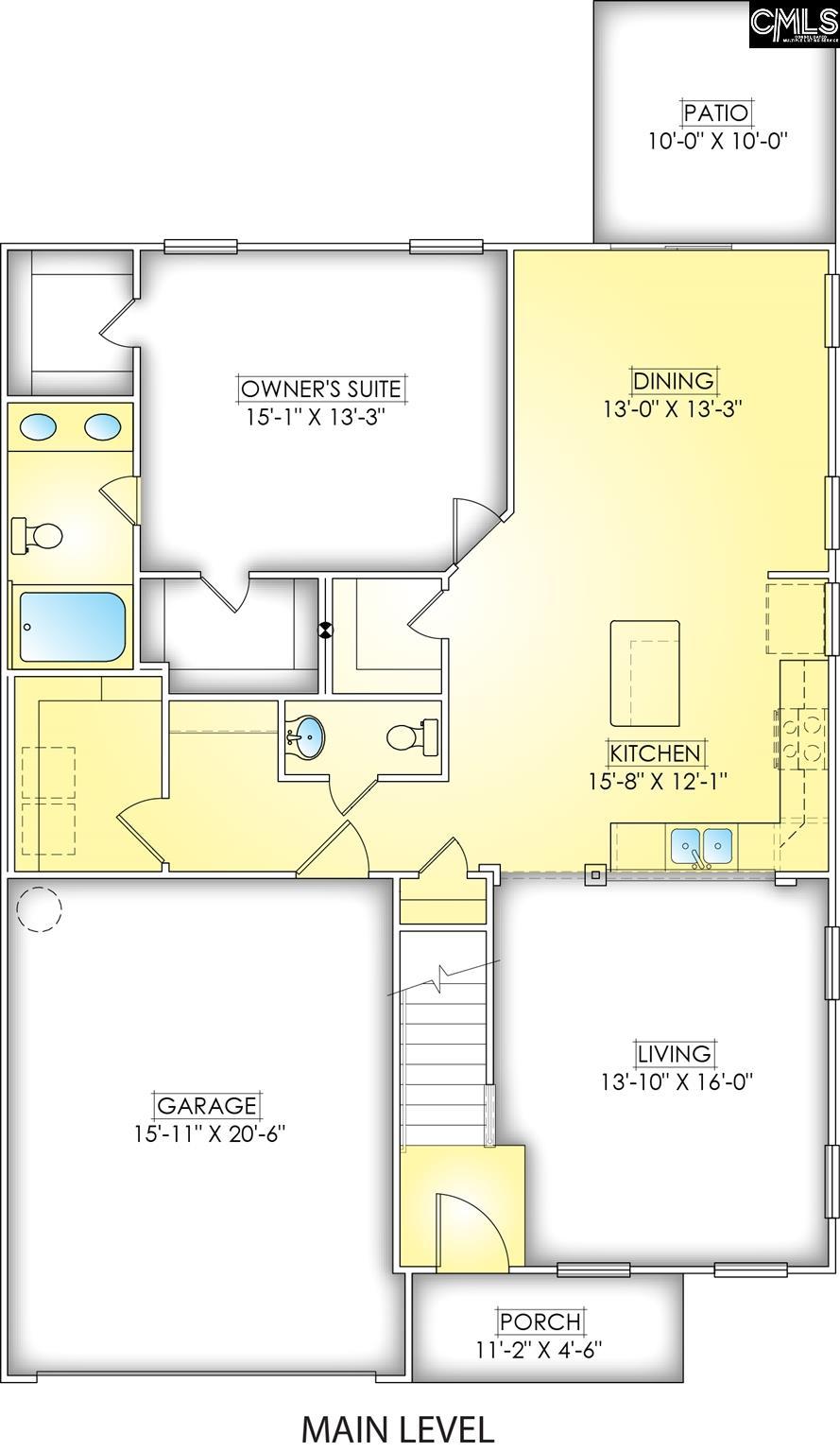 535 Lawndale Gaston, SC 29053