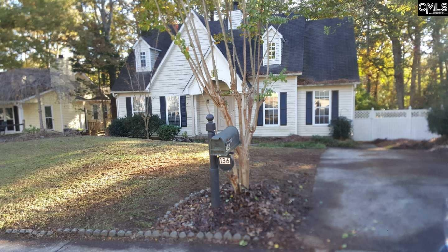 136 Coventry Lake Lexington, SC 29072