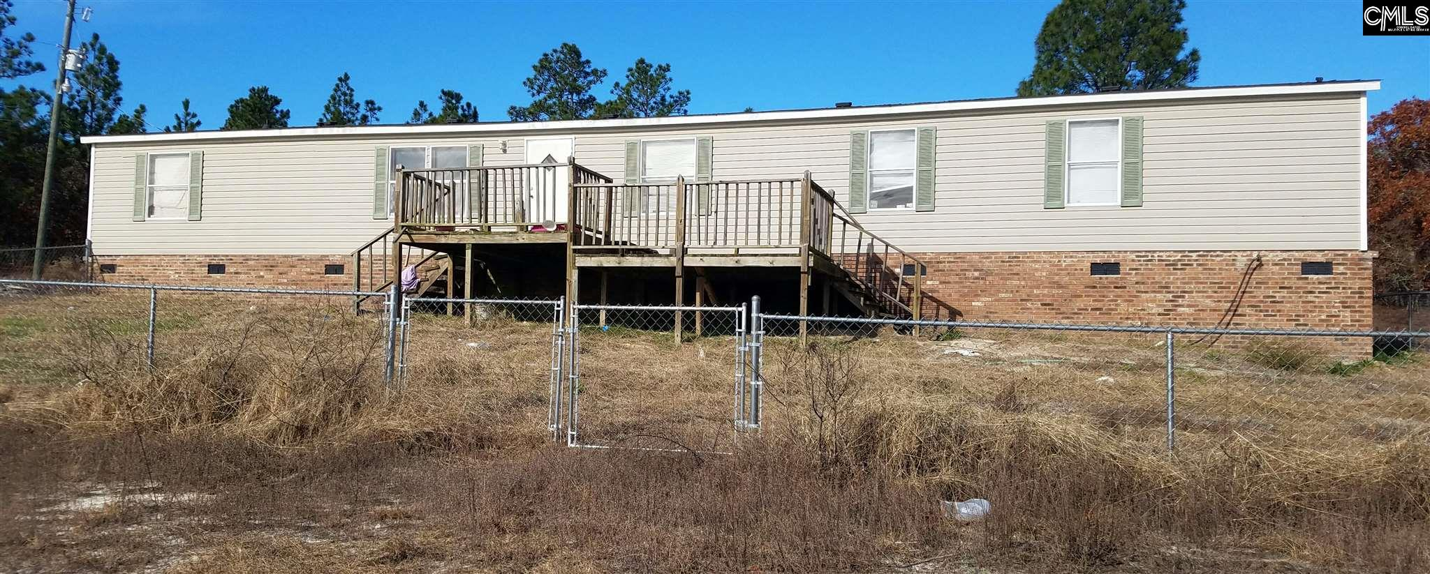 1636 Fort Jackson Lugoff, SC 29078