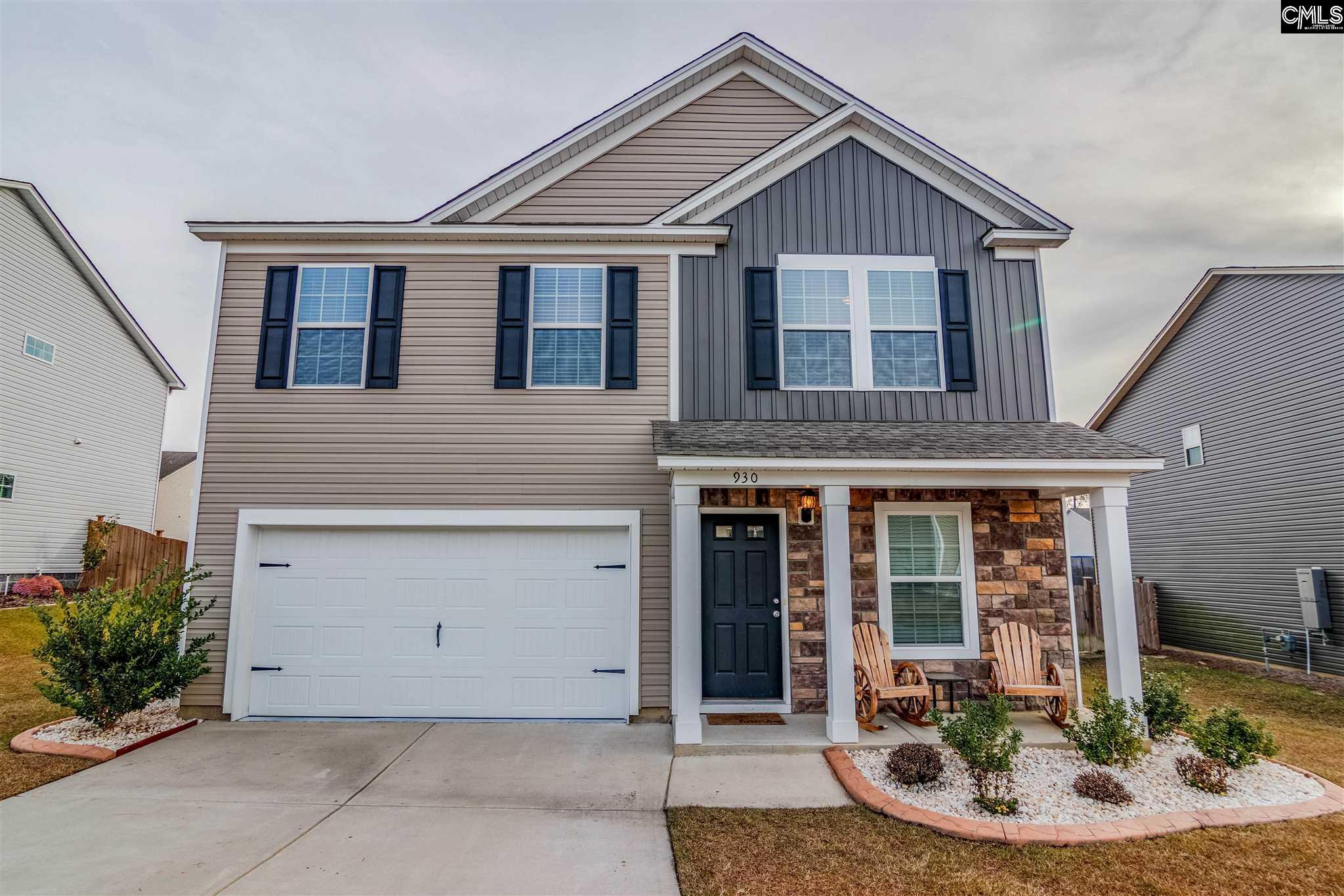 930 Dovefield Lexington, SC 29073