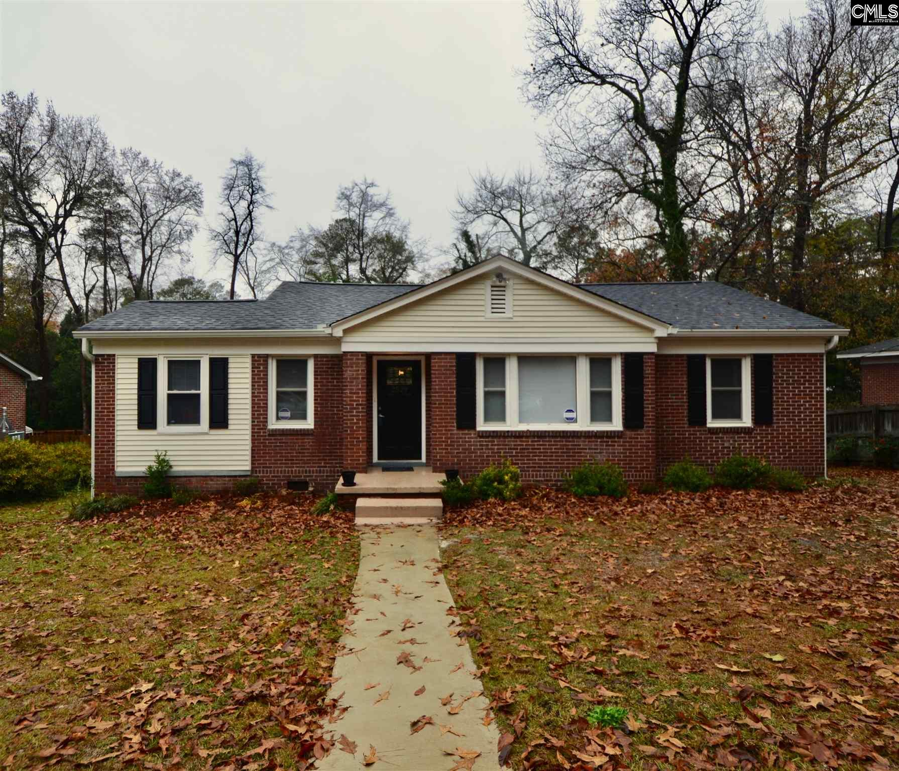 2529 Rigby Columbia, SC 29204