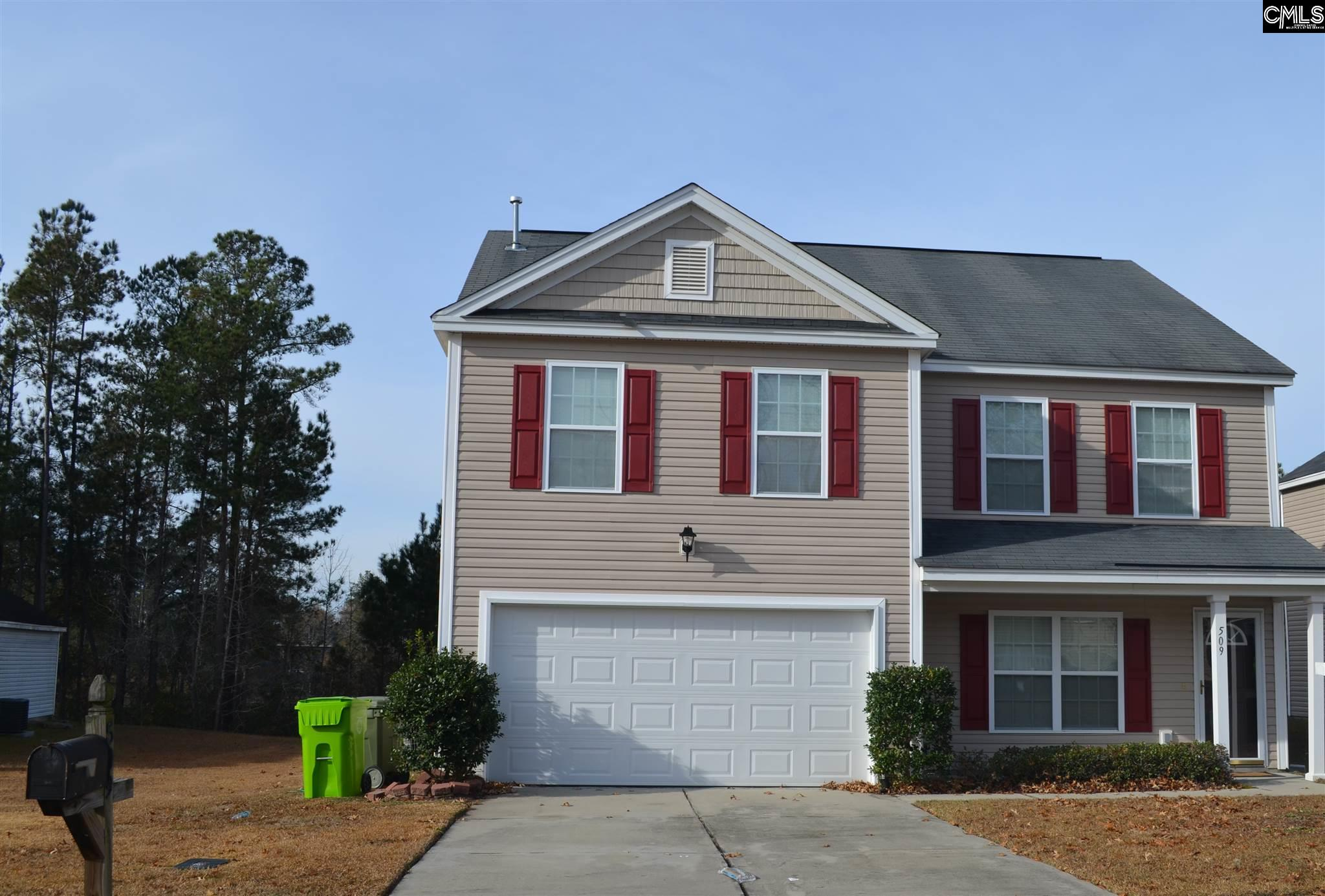 509 Heron Glen Columbia, SC 29229