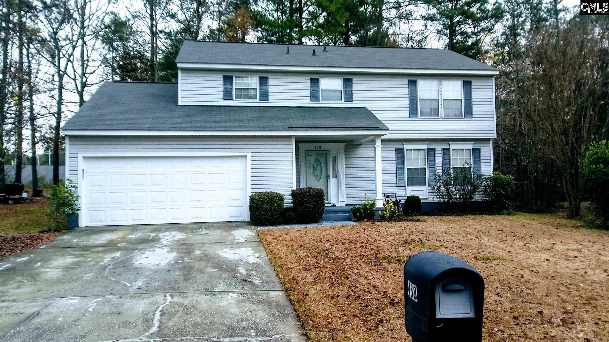 458 Forest Grove Columbia, SC 29210